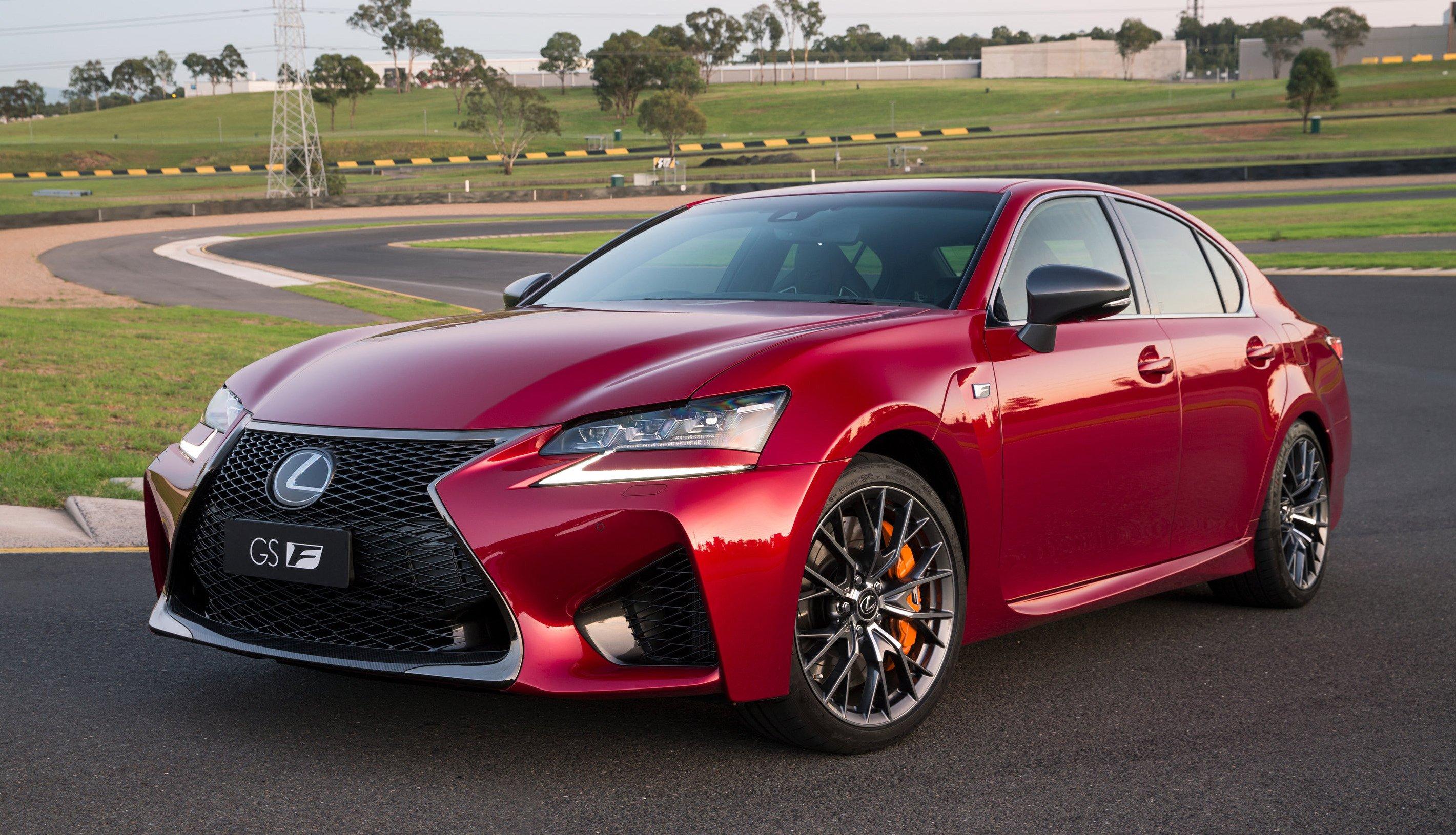2020 Lexus GS price and specs