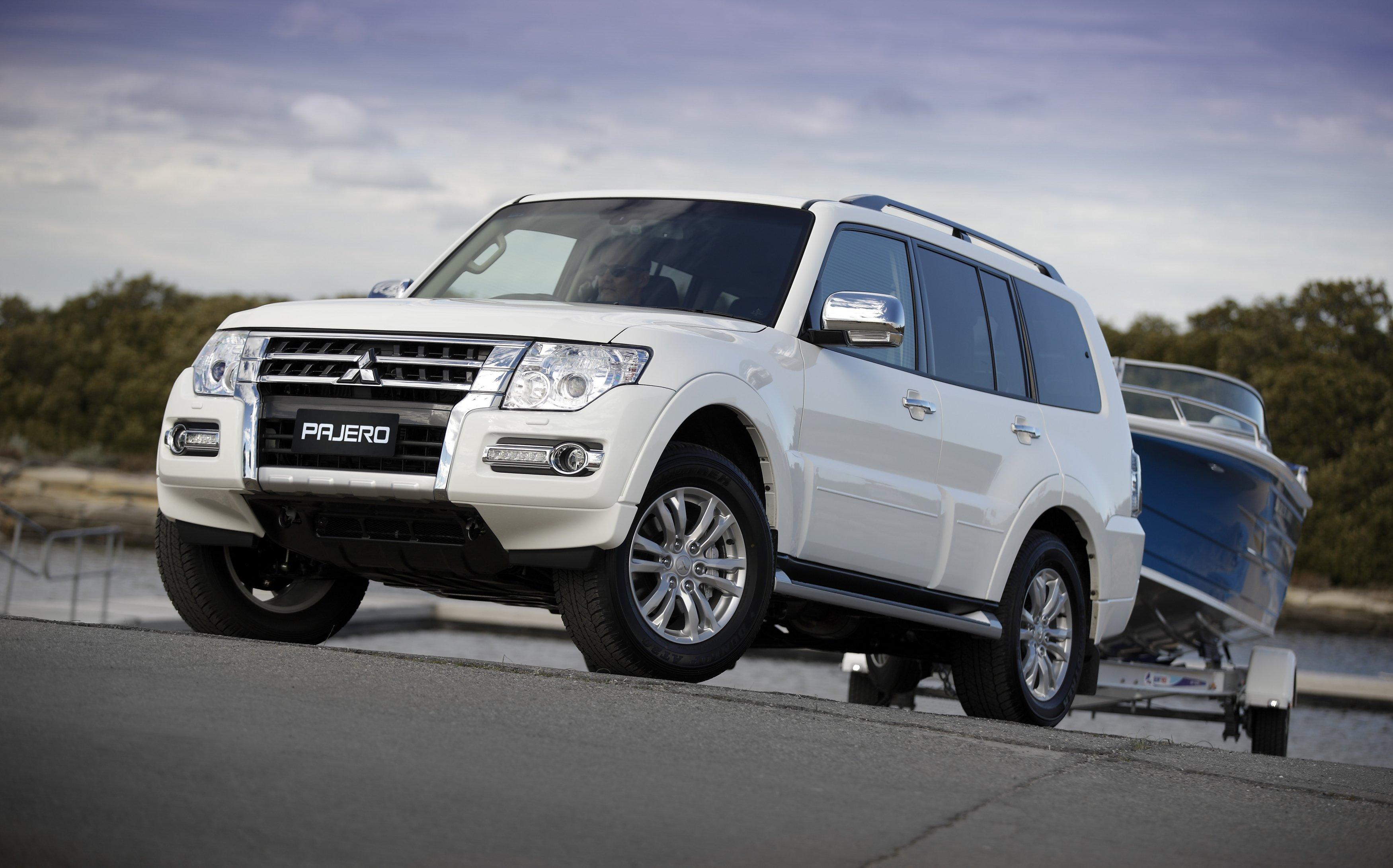 Mitsubishi Pajero production ending in 2021