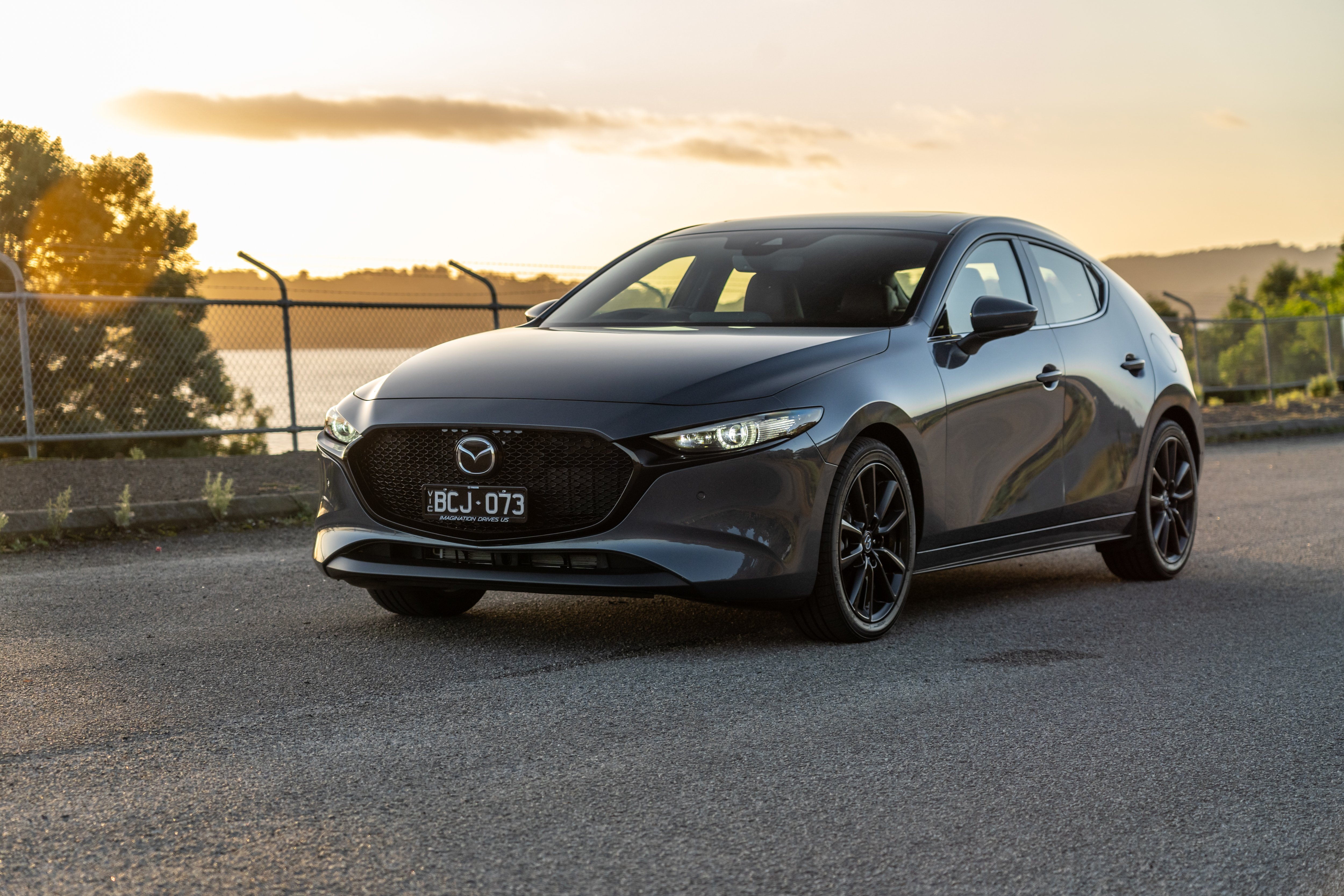 The Mazda 3 Turbo is auto-only. Is that really a big deal?