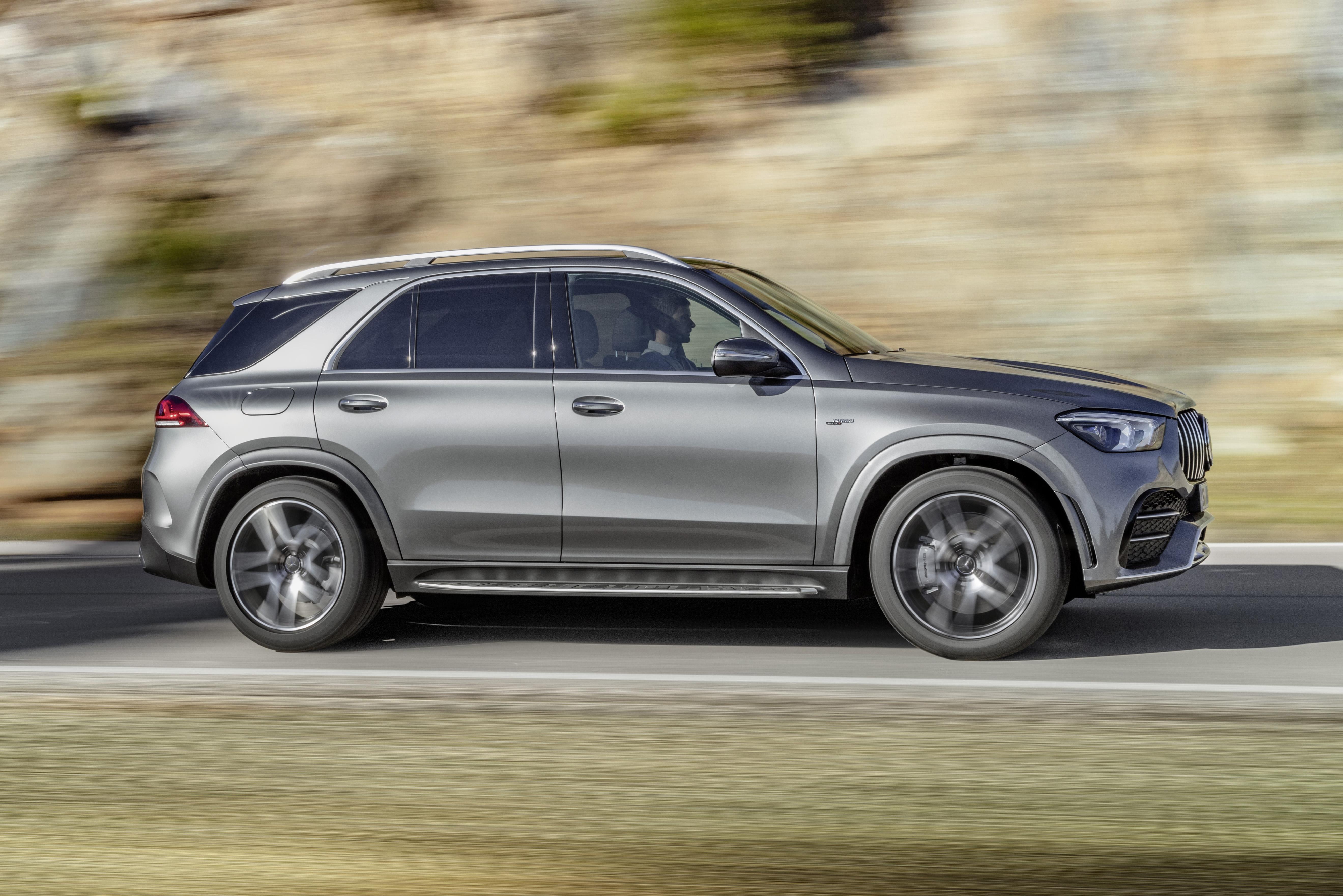 2019-20 Mercedes-Benz GLE recalled