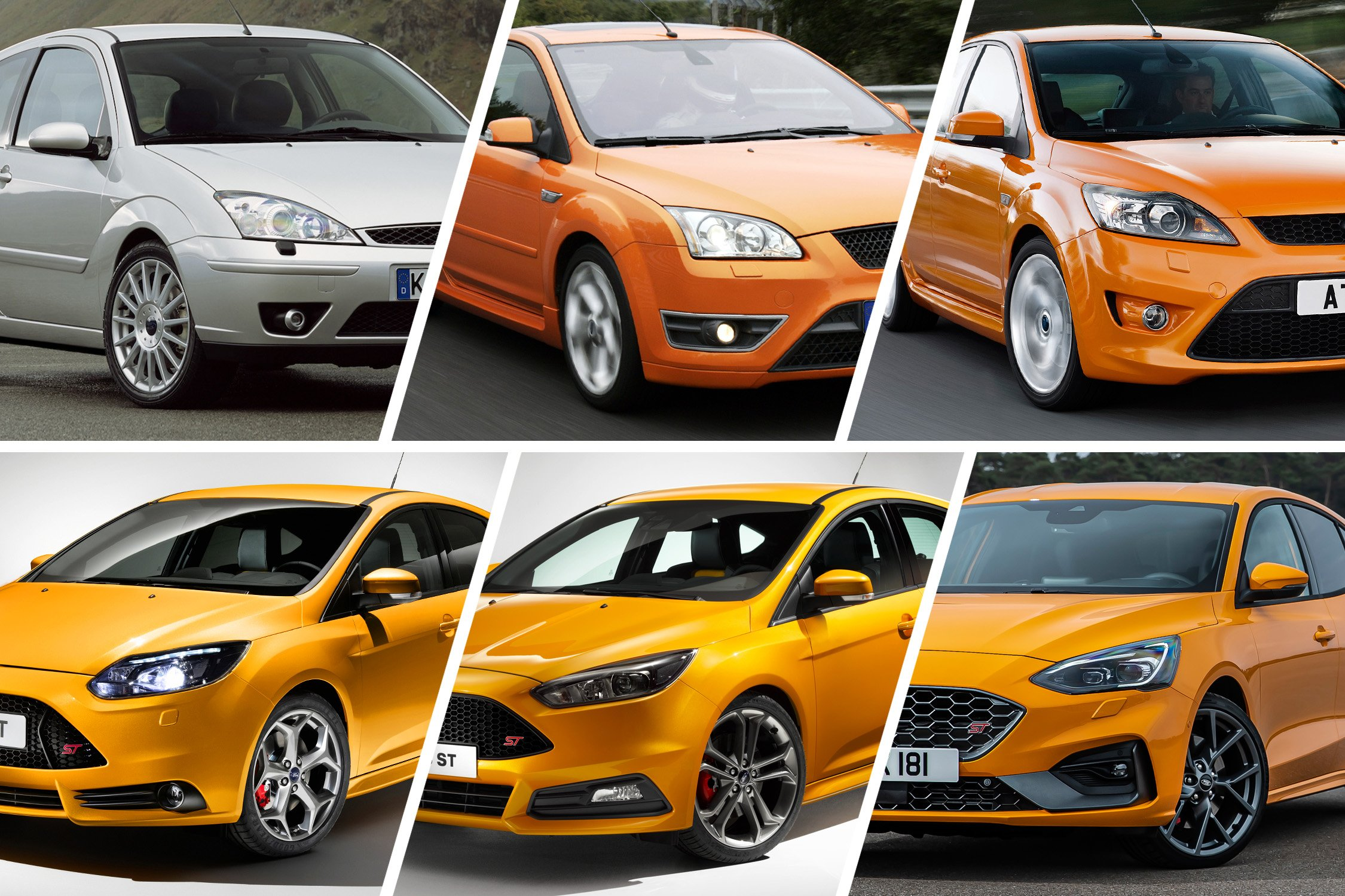Ford Focus St Through The Generations Carexpert