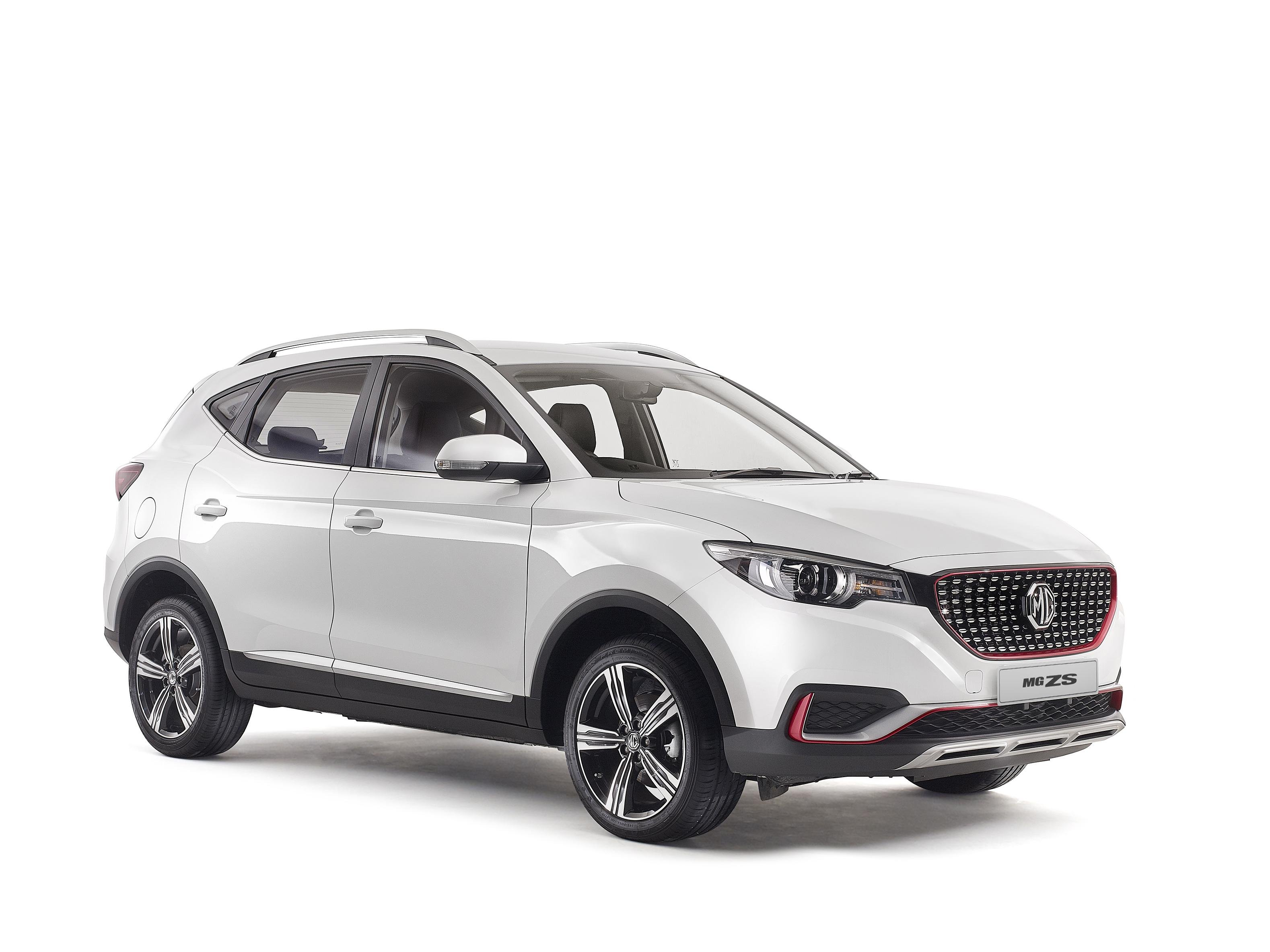 MG ZS Essence Anfield special edition revealed