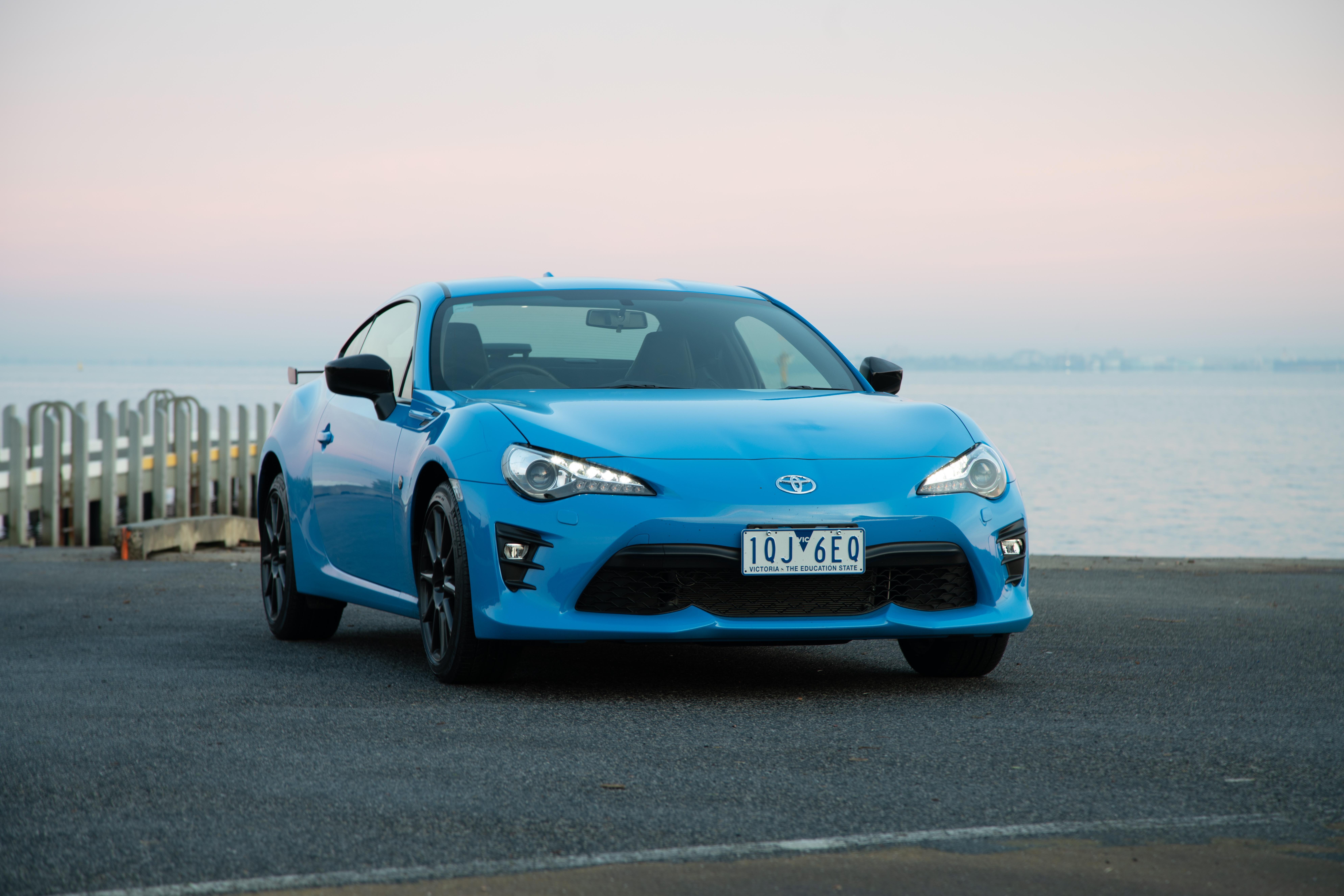 2020 Toyota 86 GTS Apollo Blue review