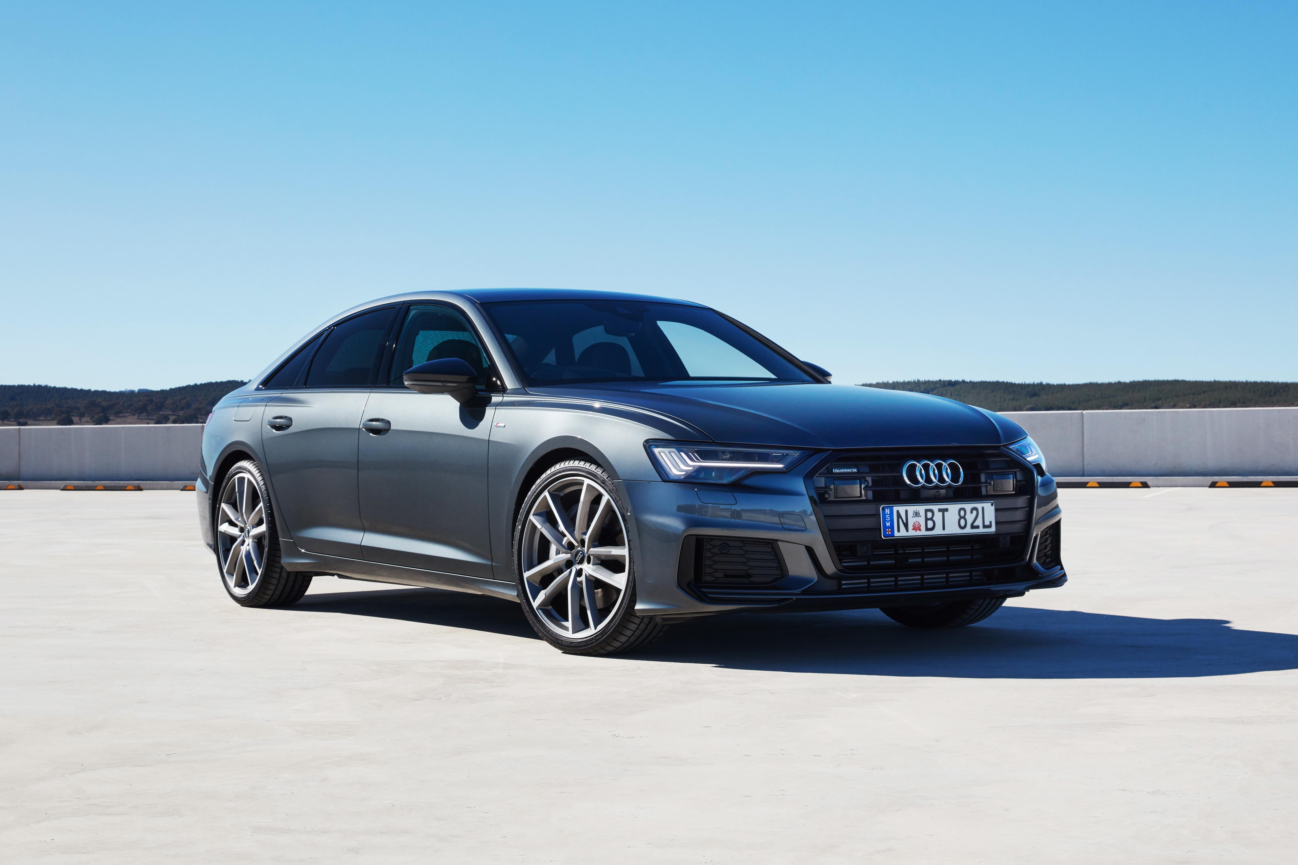 2020 Audi A4, A5, A6, A7 recalled