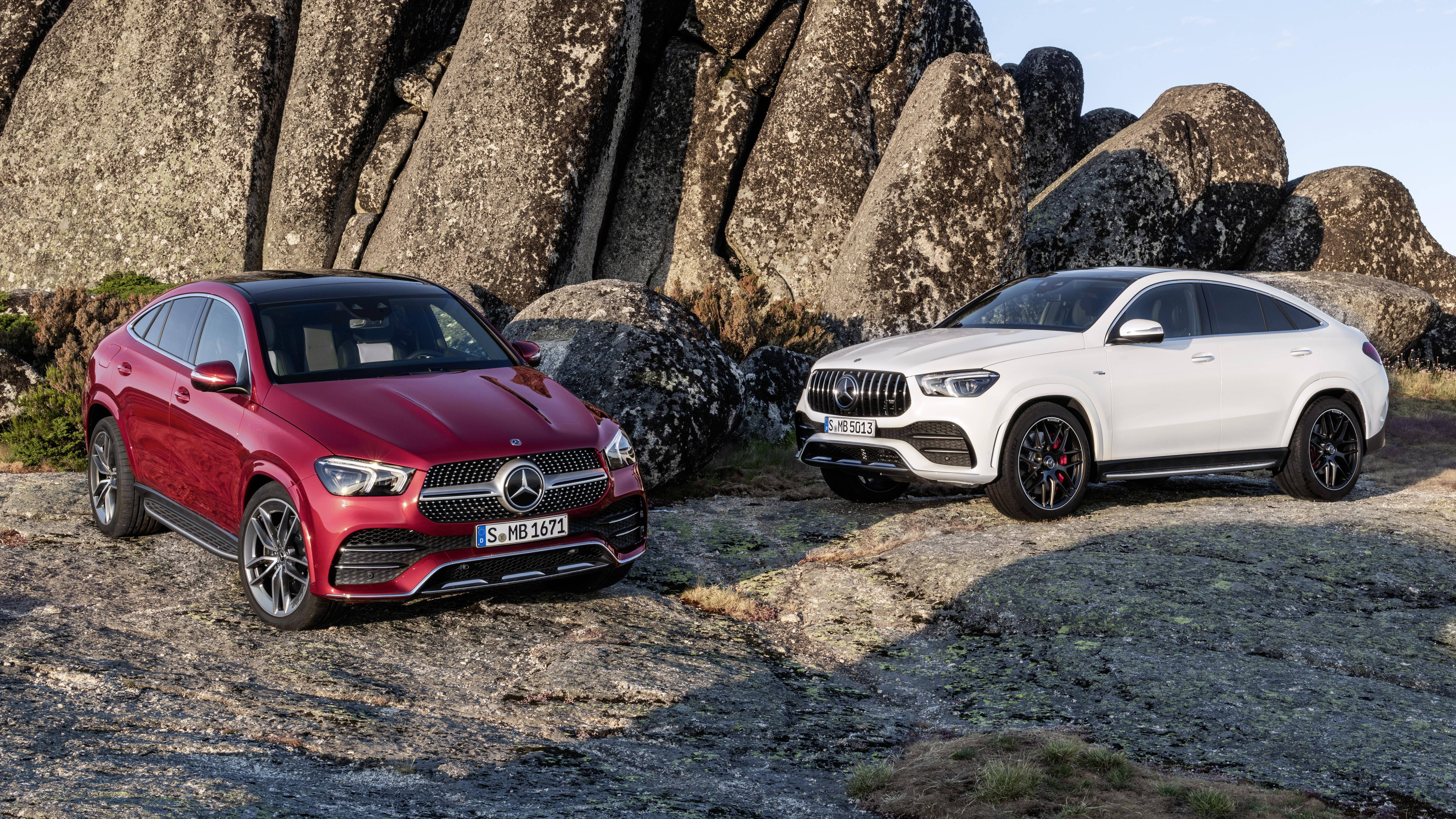 2020 Mercedes-Benz GLE Coupe price and specs