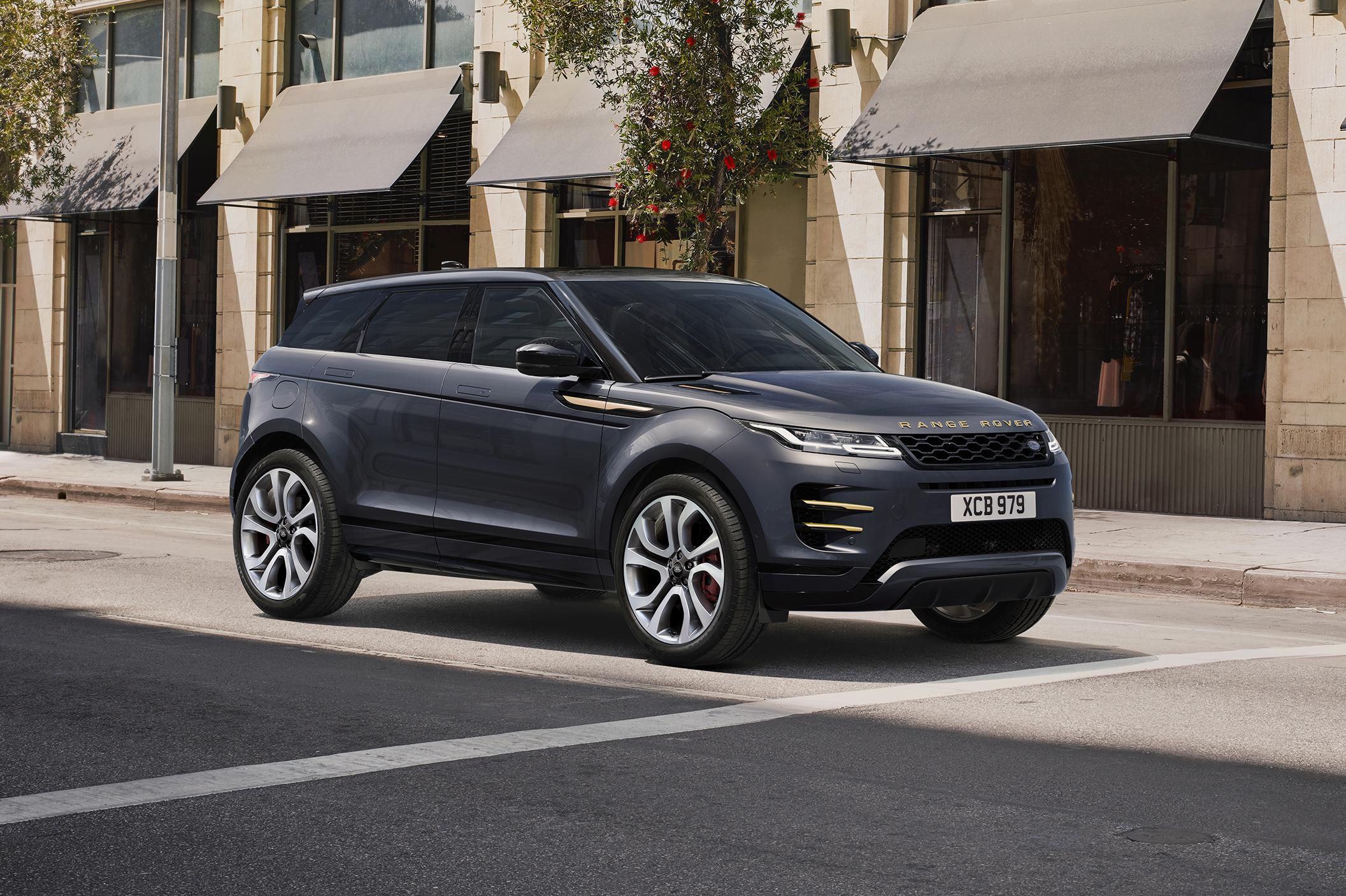 Range Rover Evoque, Velar and Land Rover Discovery Sport recalled