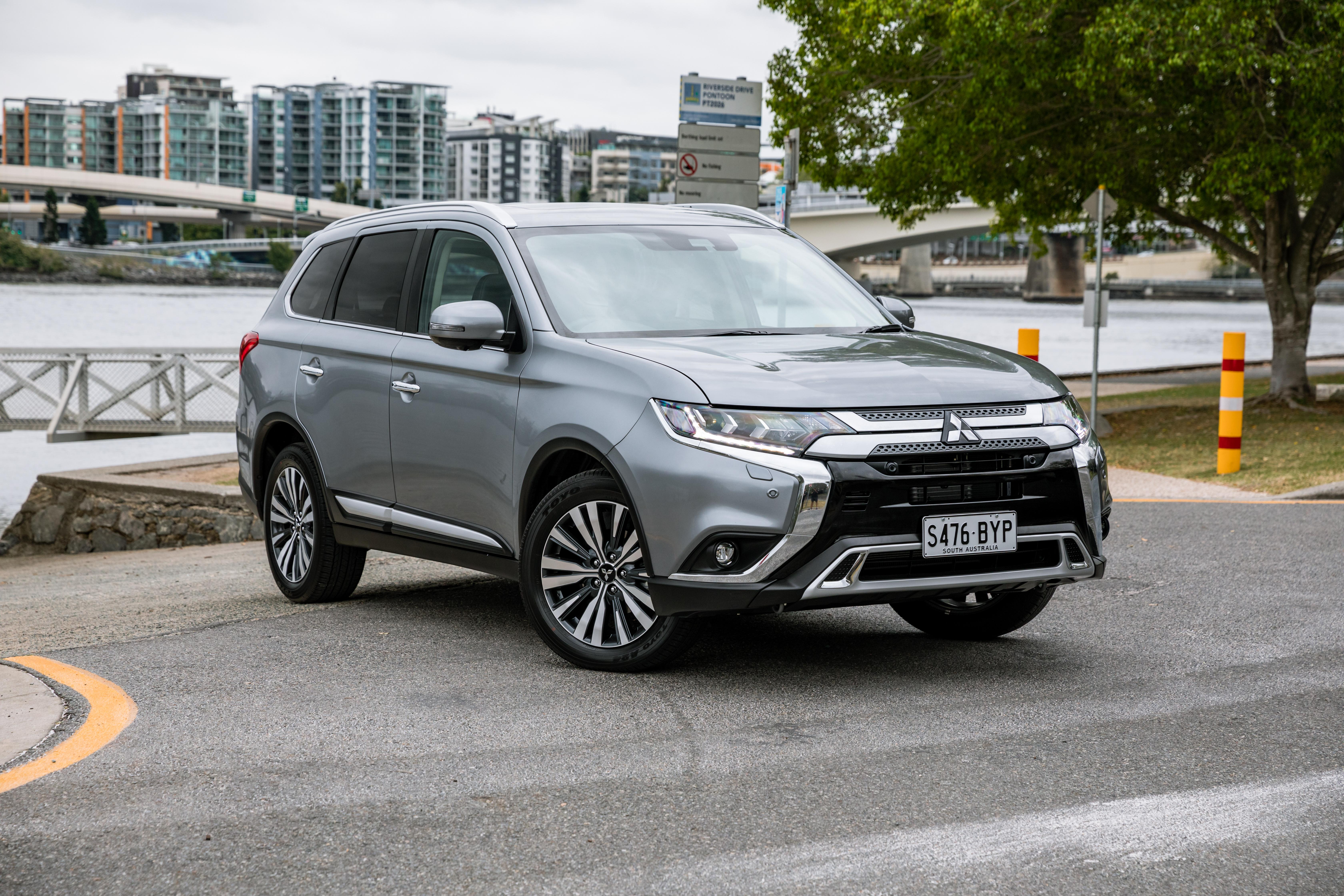 2021 Mitsubishi Outlander stock running low ahead of new model