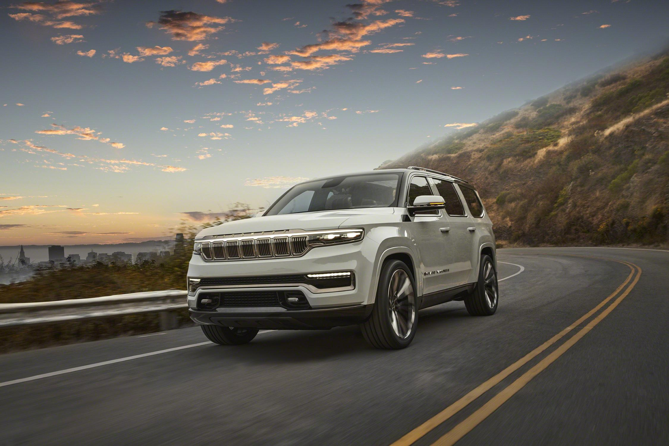 2022 Jeep Grand Wagoneer ruled out for Australia
