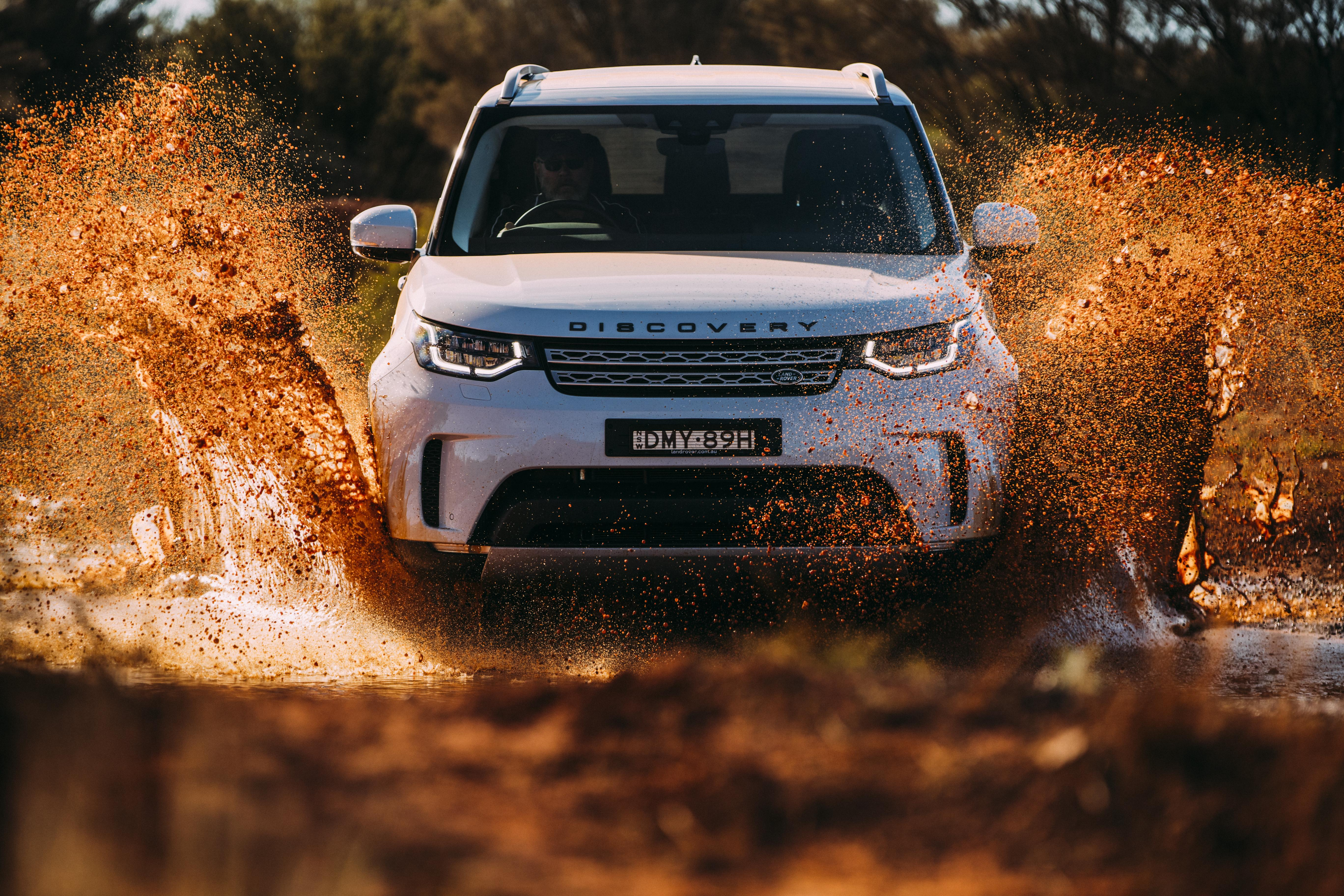 2019-21 Land Rover Discovery recalled