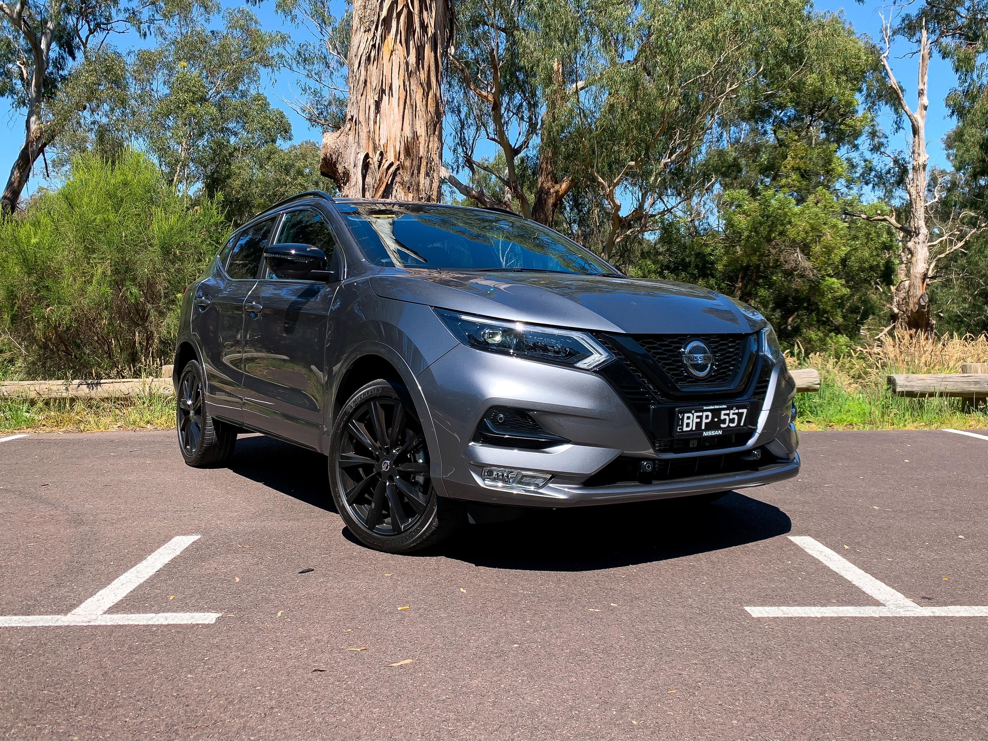 2021 Nissan Qashqai Midnight Edition review