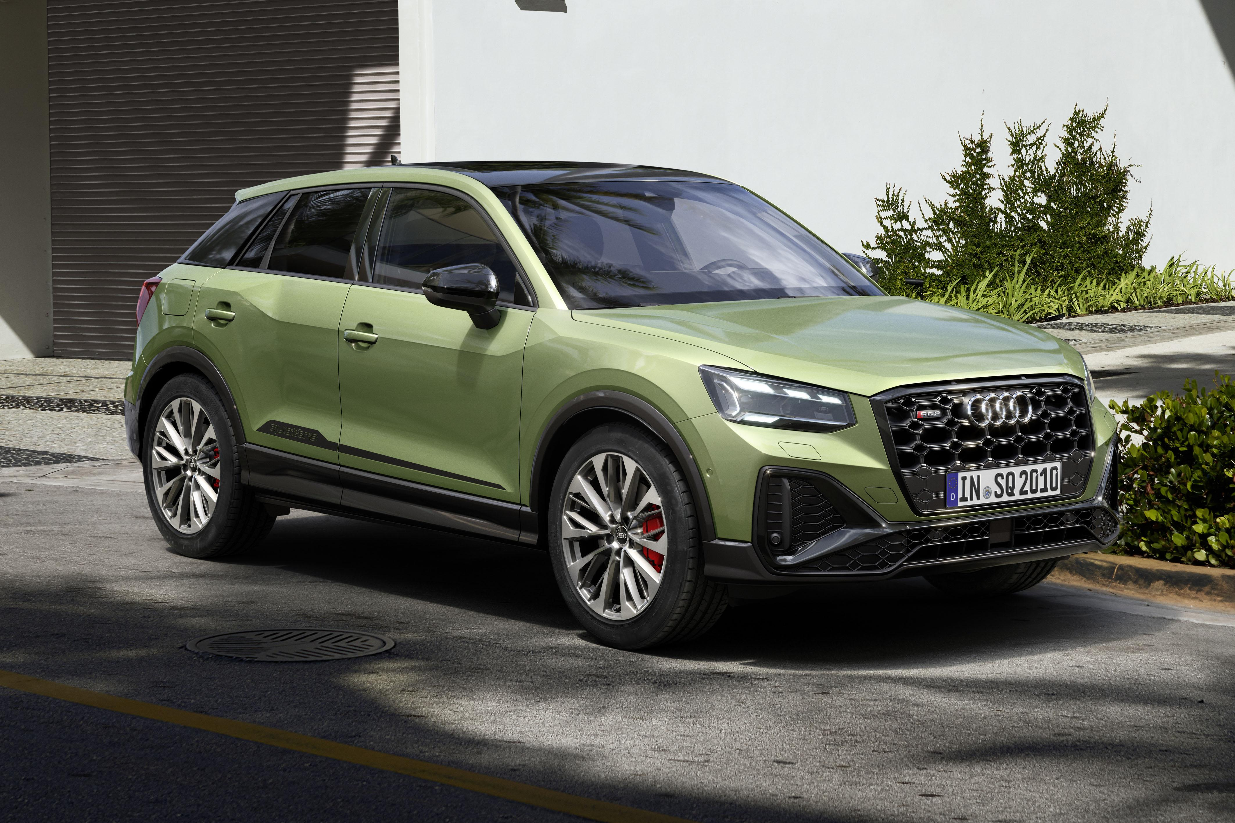 2021 Audi SQ2 facelift here mid-2021