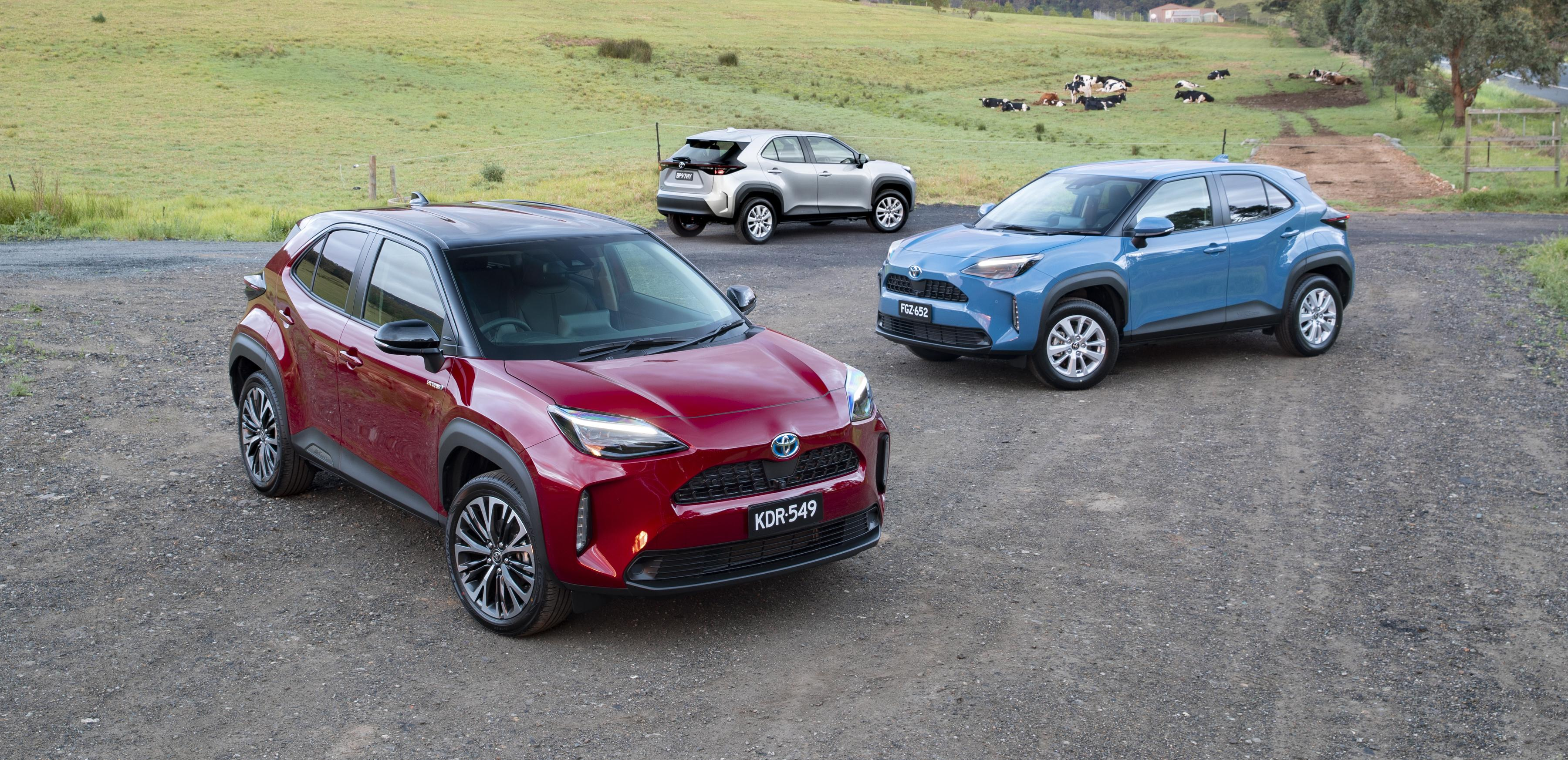 2020 Toyota Yaris and Yaris Cross recalled for stalling