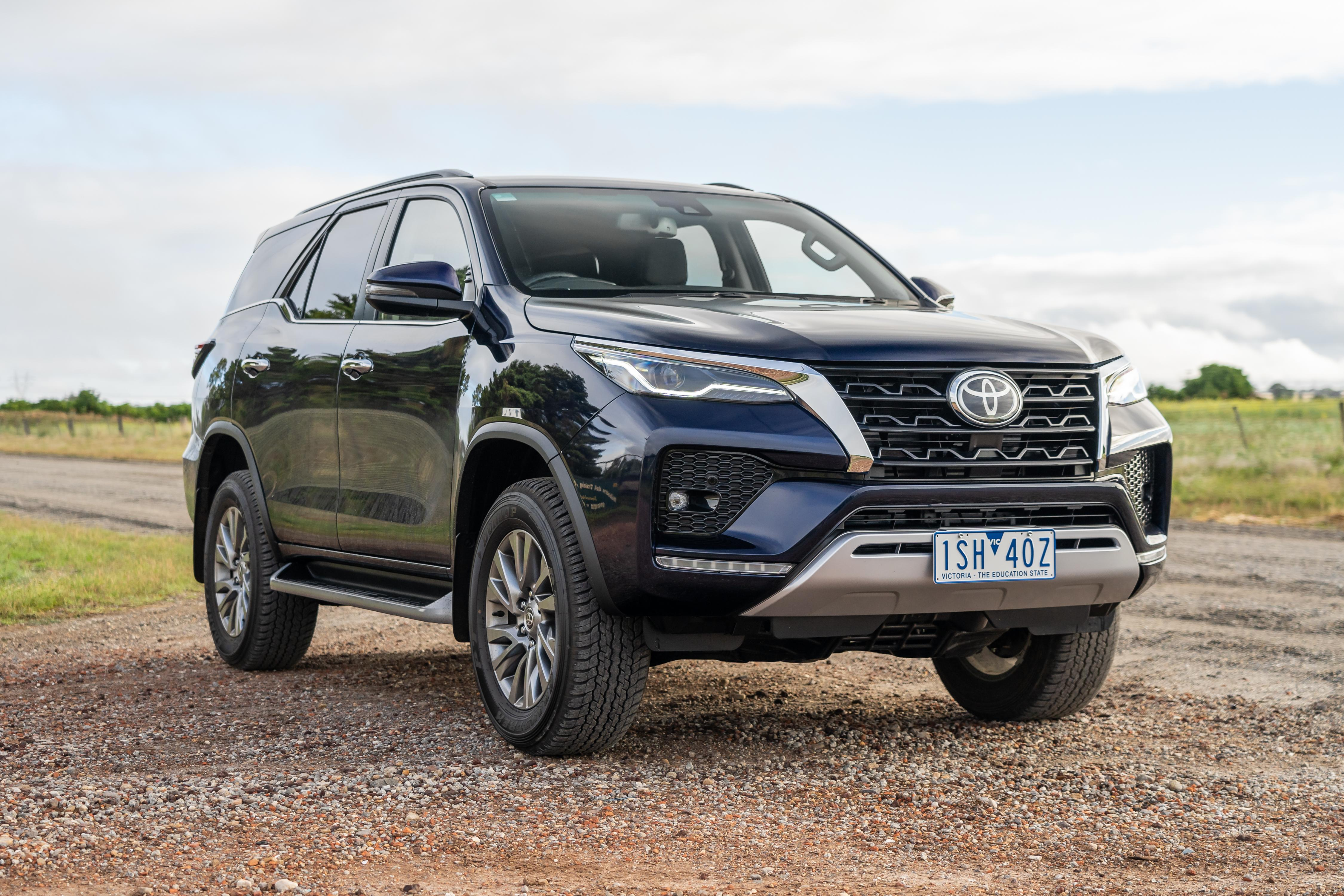 2021 Toyota Fortuner Crusade review