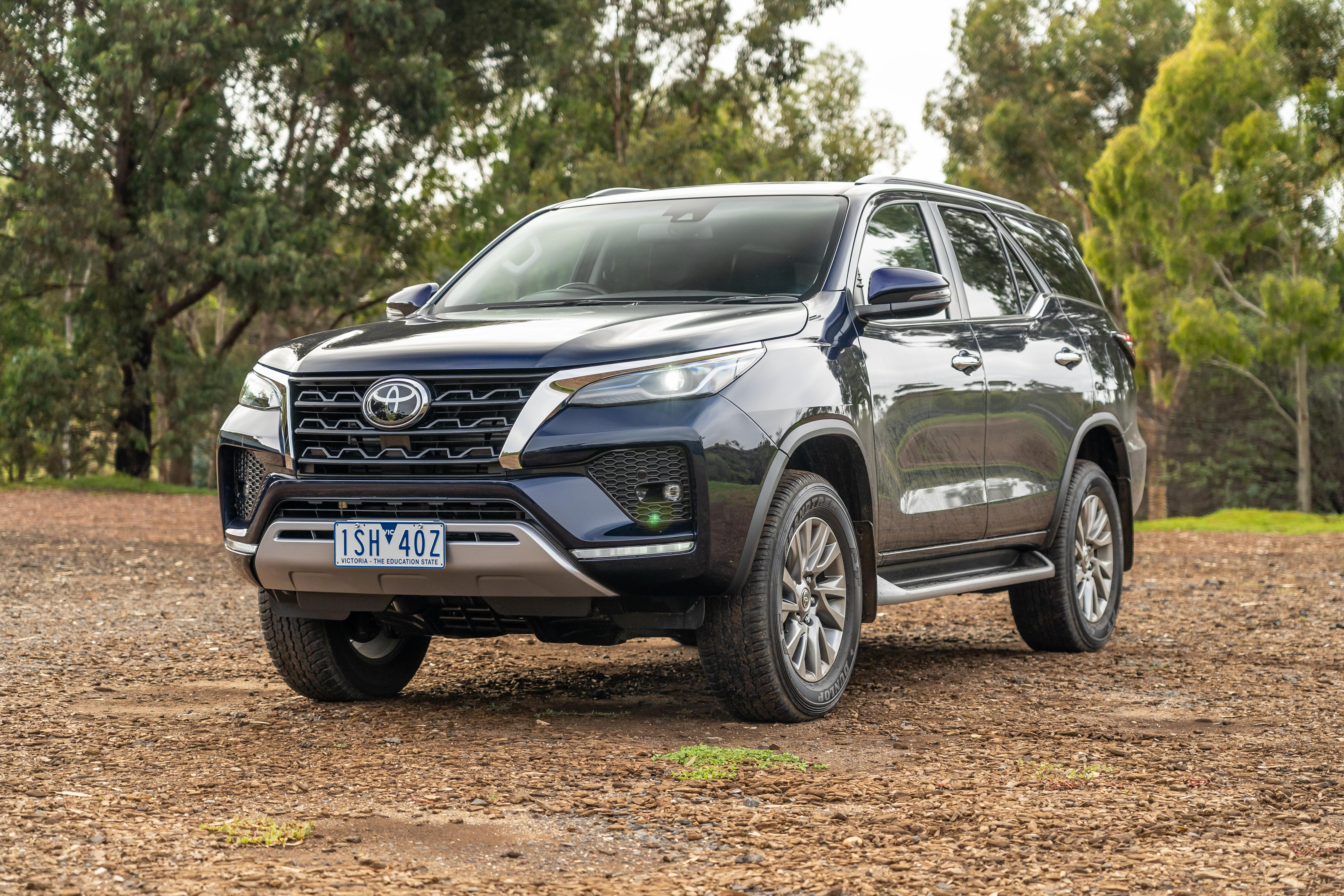 2022 Toyota Fortuner price and specs