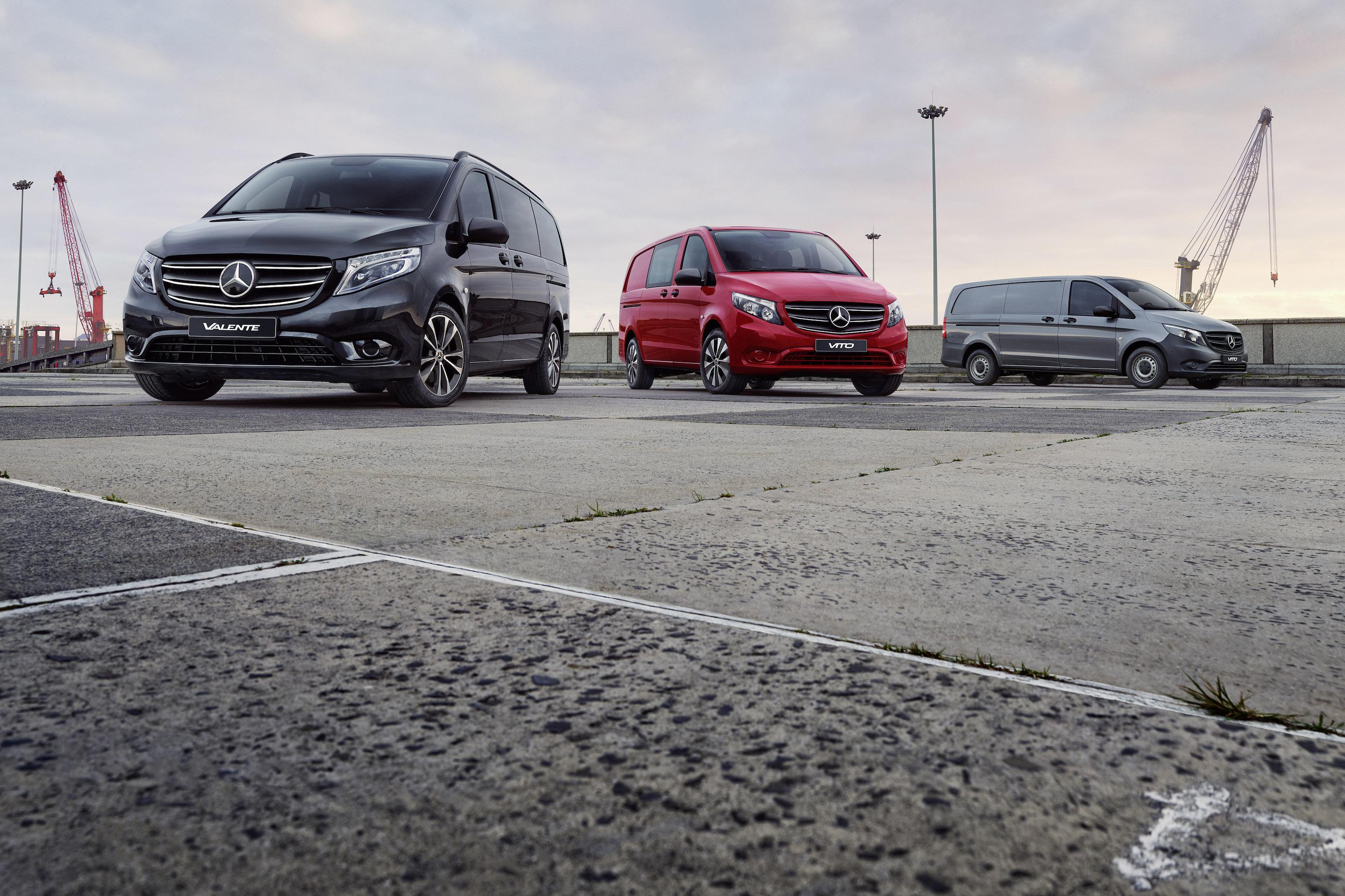 2021 Mercedes-Benz Vito pricing and specs