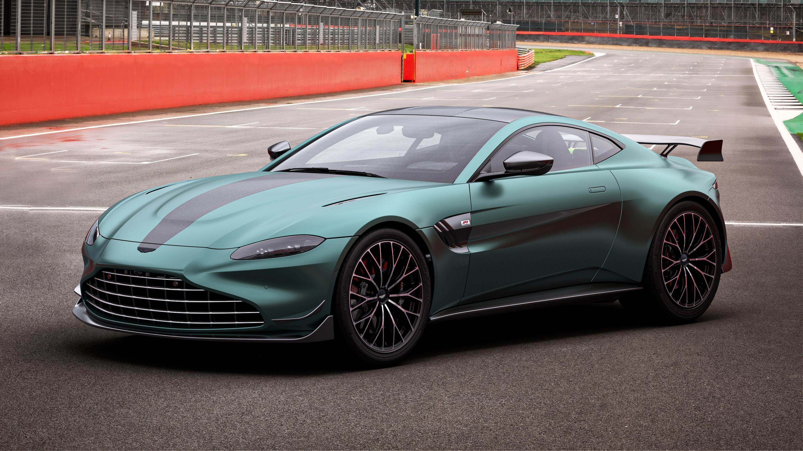 Aston Martin Vantage F1 Edition coming to Australia in 2021