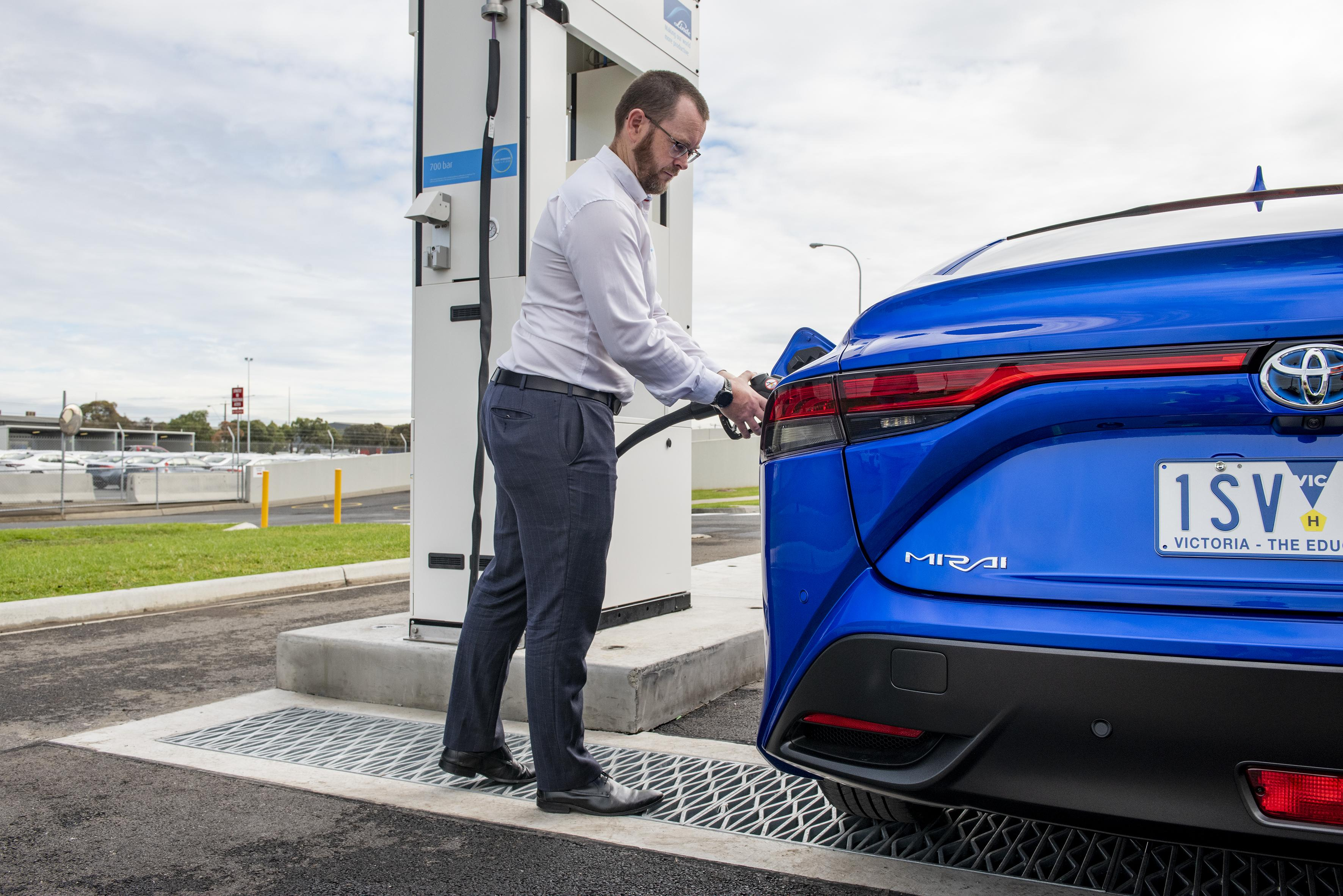 Hydrogen-powered Toyota Corolla and Prius set to launch in 2023 - report