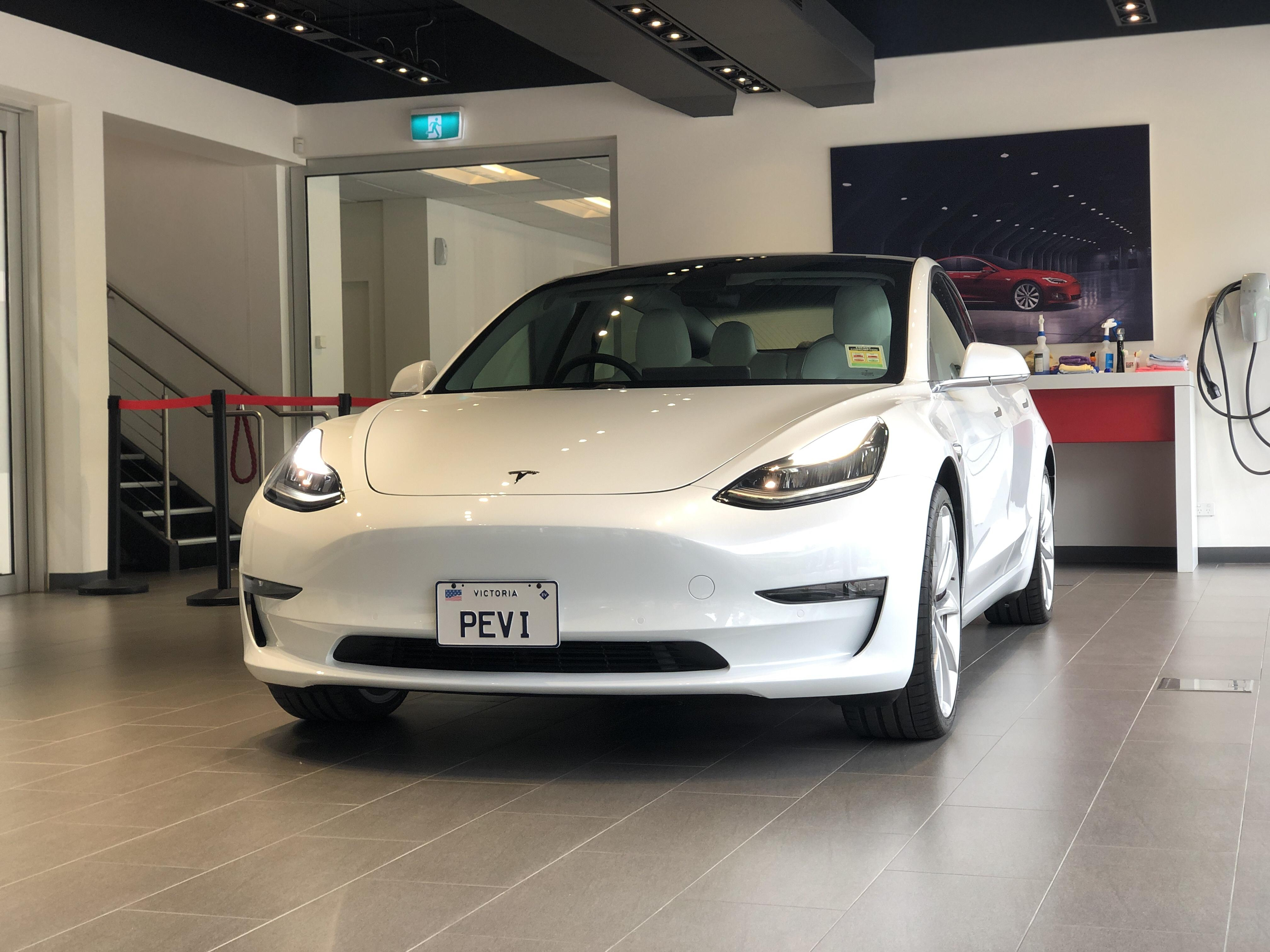 Tesla Model 3 outselling all EVs combined