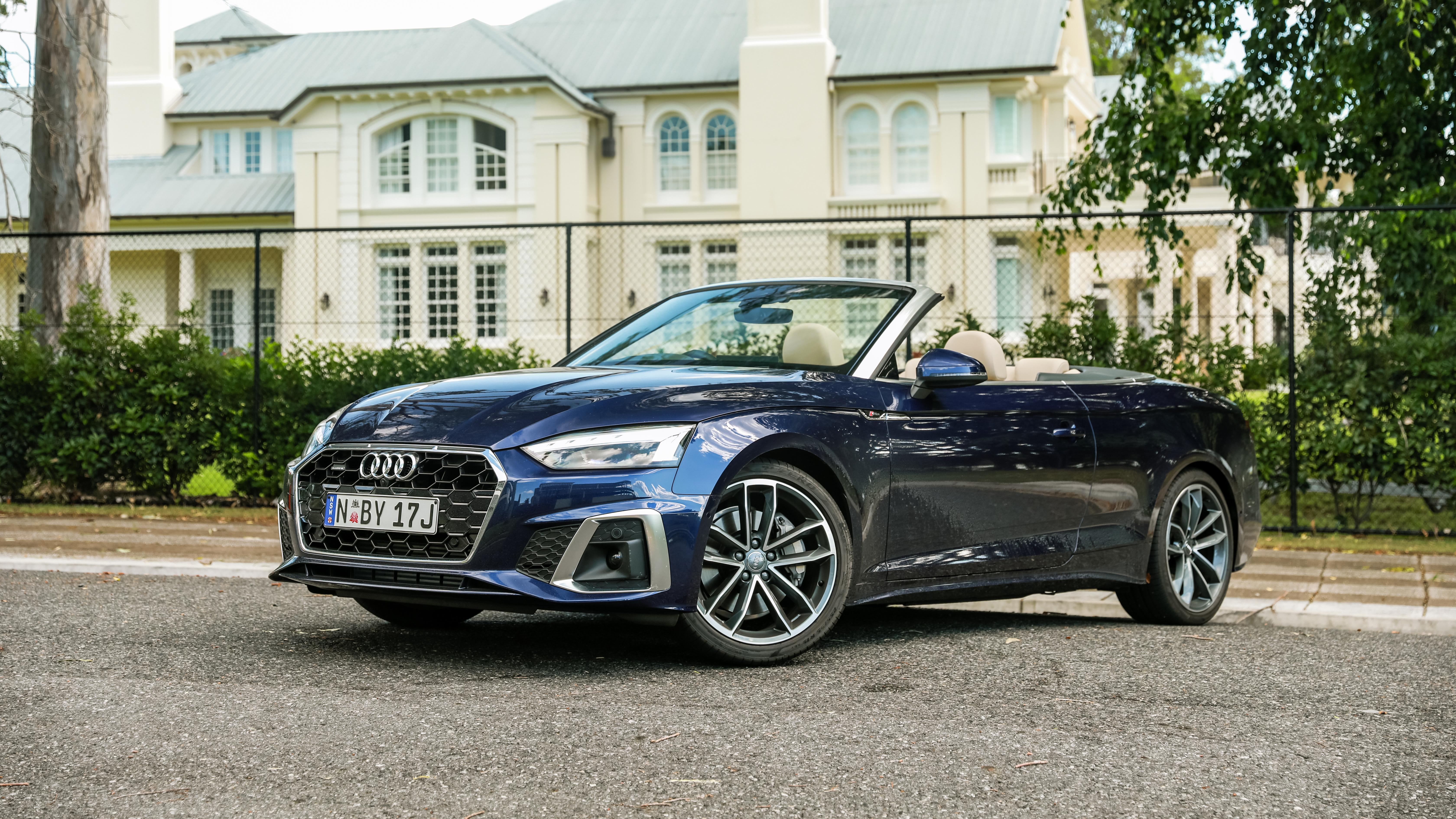 Multiple Audi models recalled