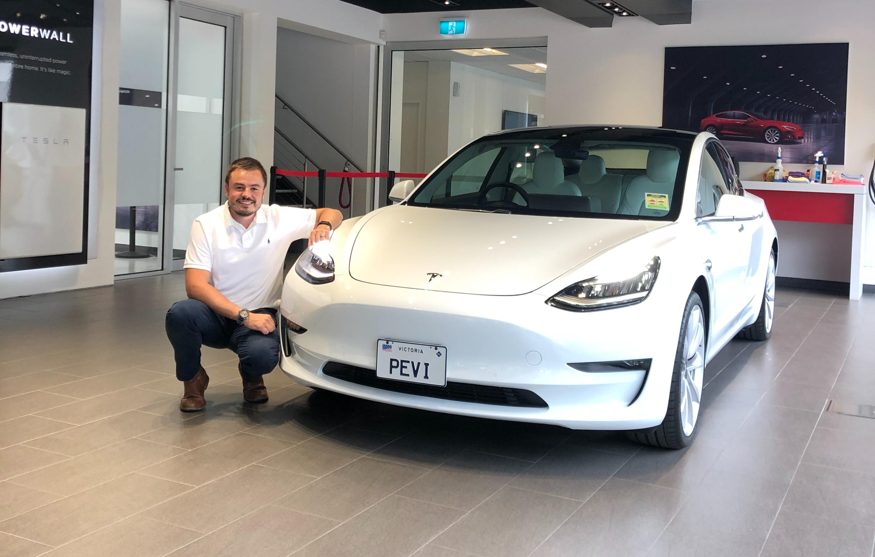 Why I bought a Tesla Model 3 Performance