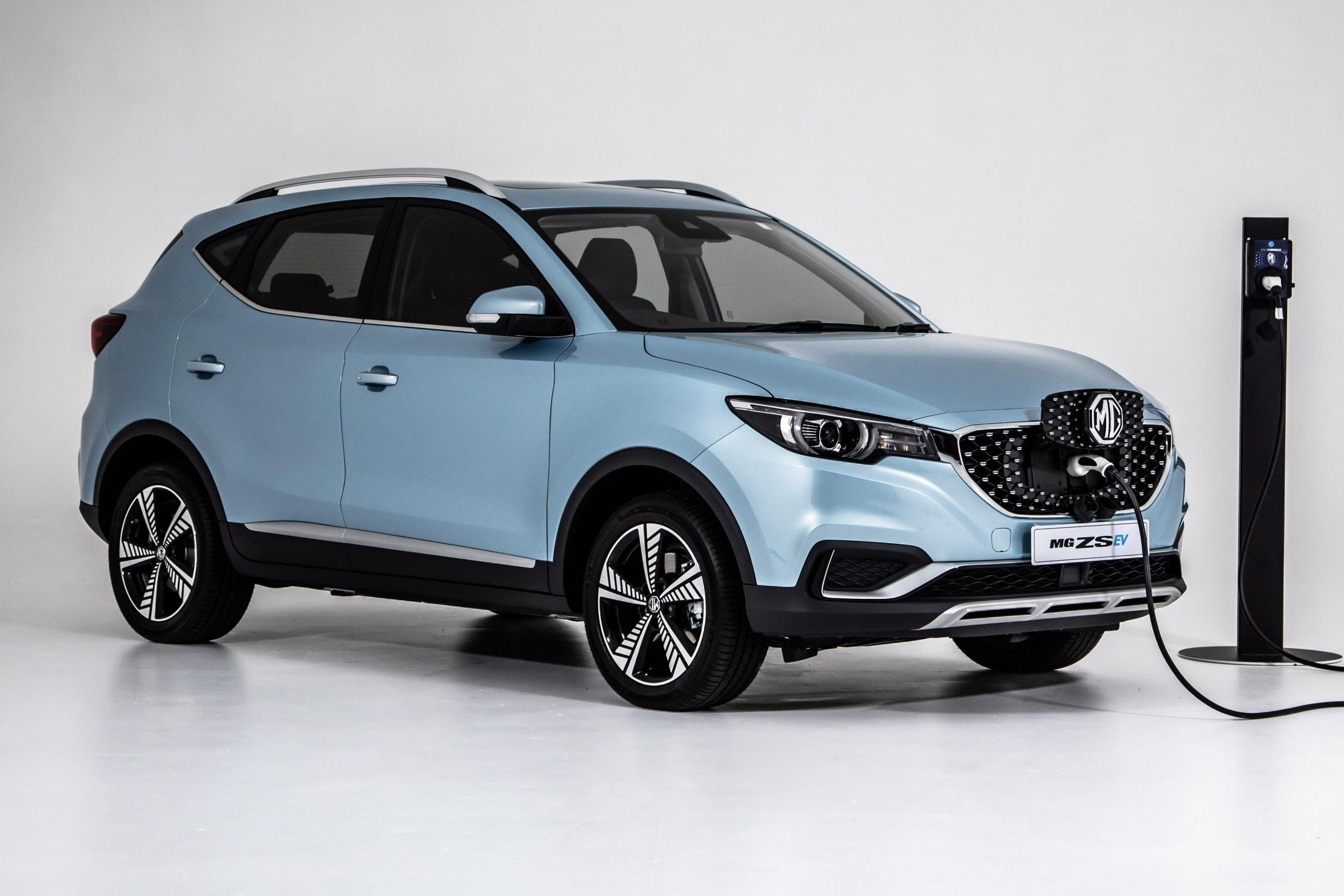 MG ZS EV extends lead over cheapest electric car rivals