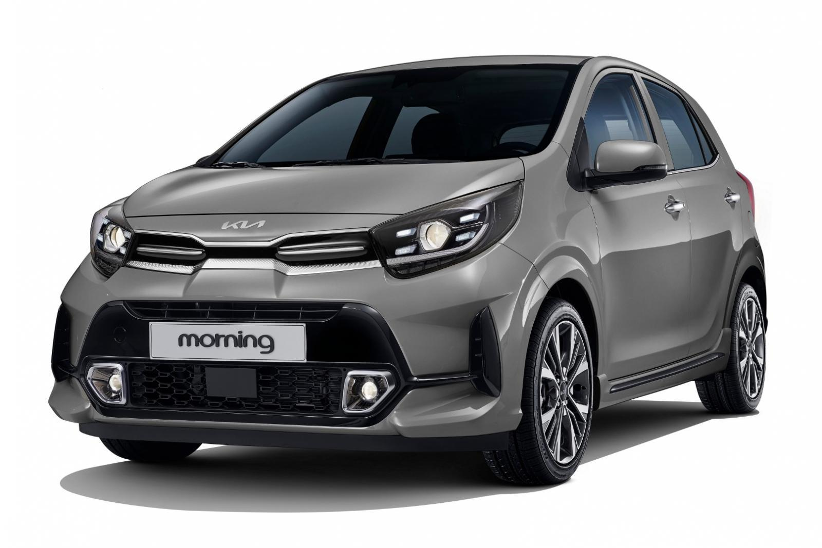 2022 Kia Picanto here in third quarter of 2021