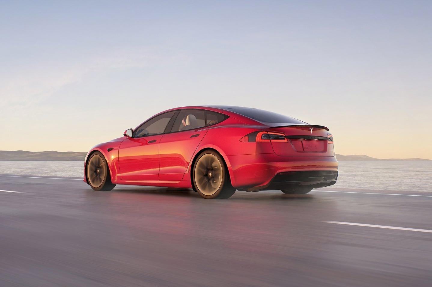Tesla claims electric Nurburgring lap record (with video)
