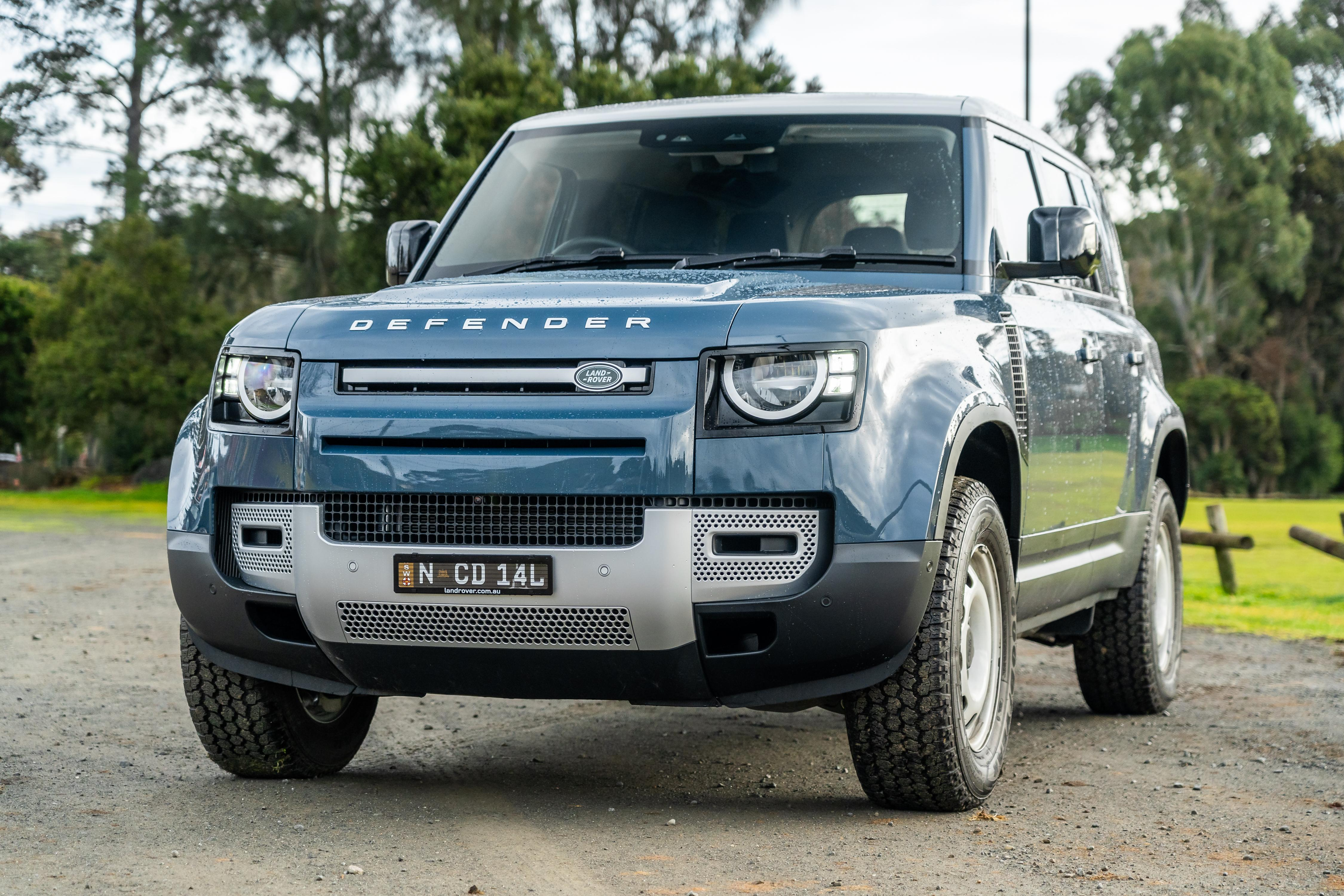 2022 Land Rover Defender 110 review