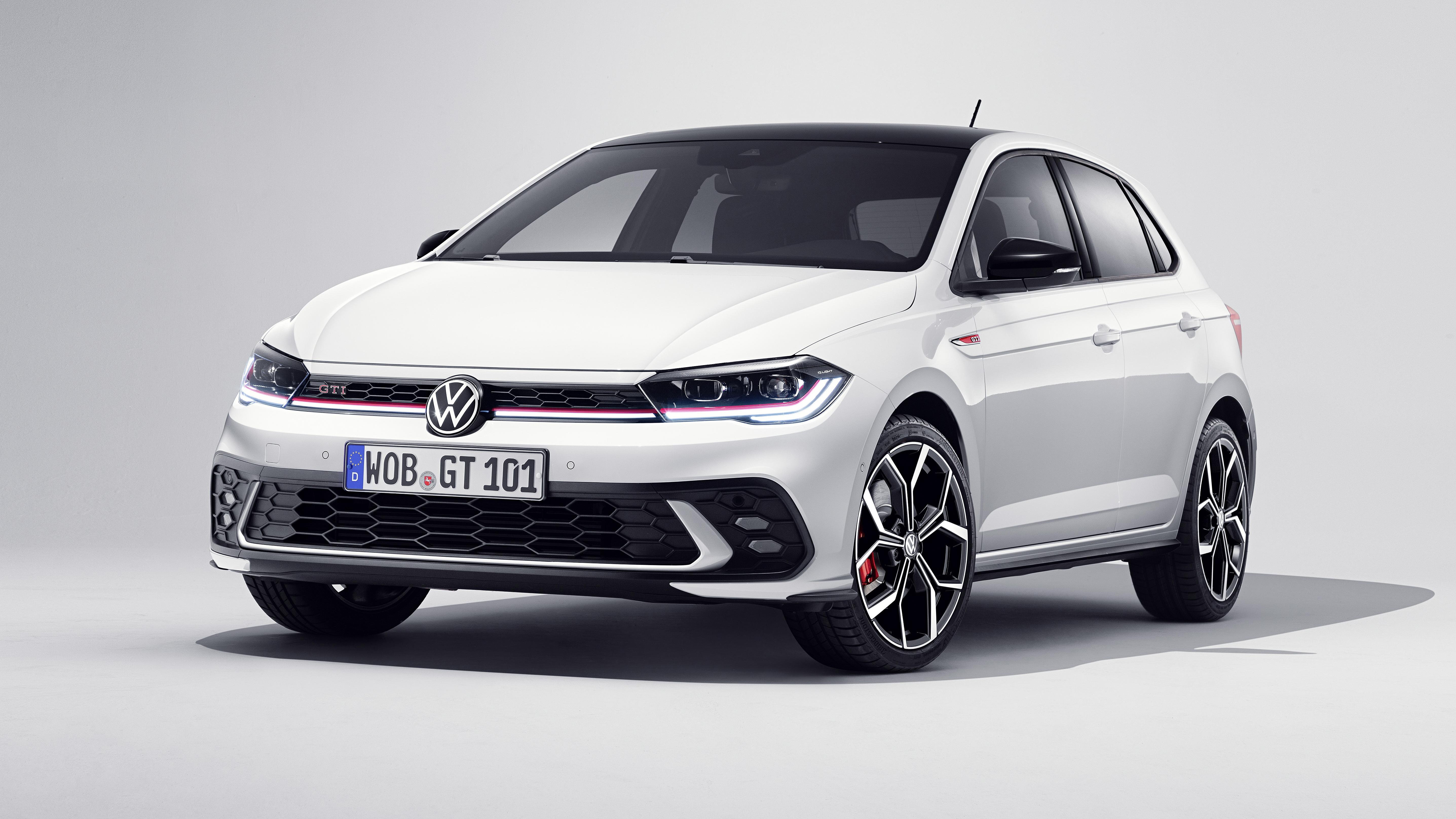 2022 Volkswagen Polo GTI revealed, here next May