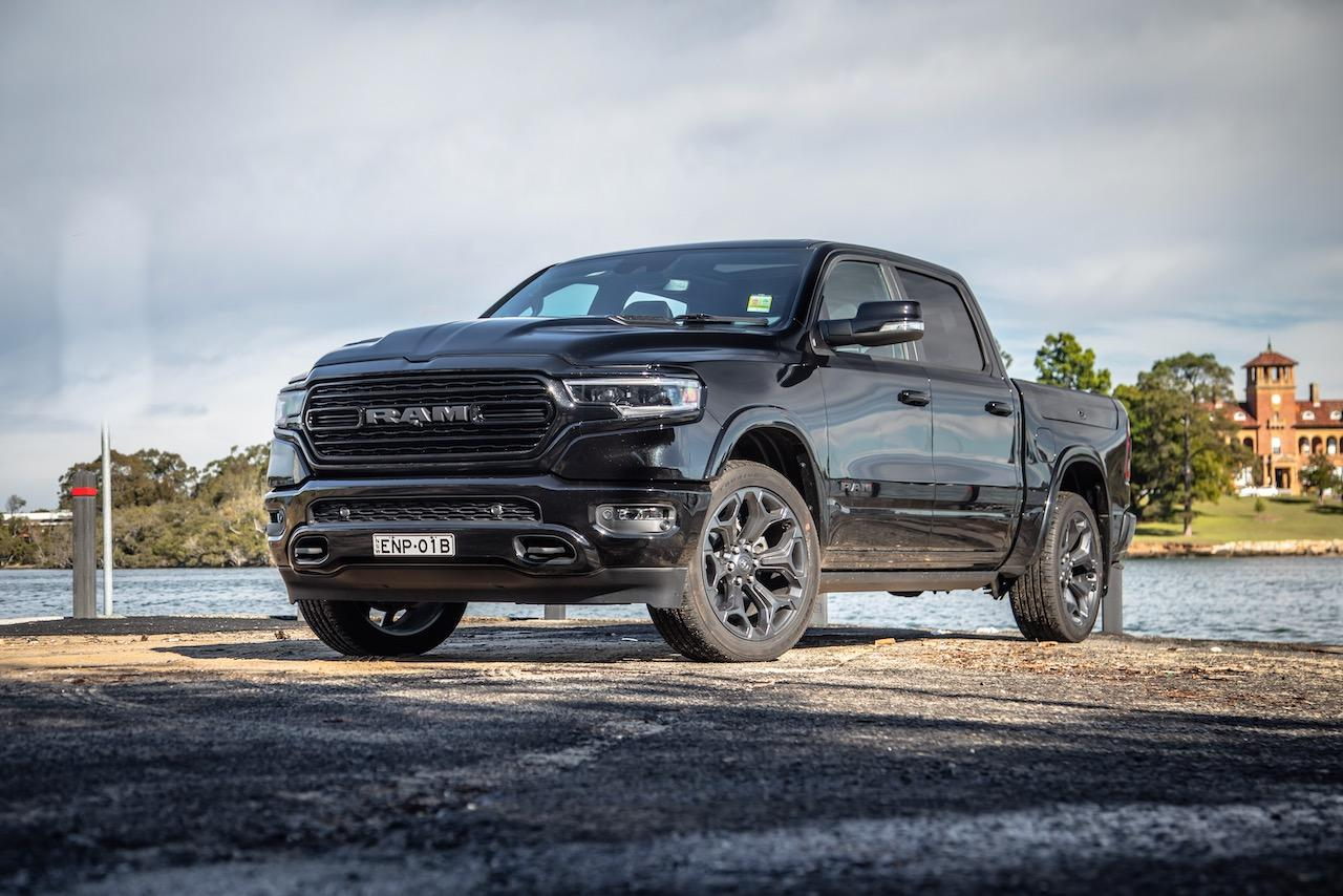 2021 Ram 1500 DT review
