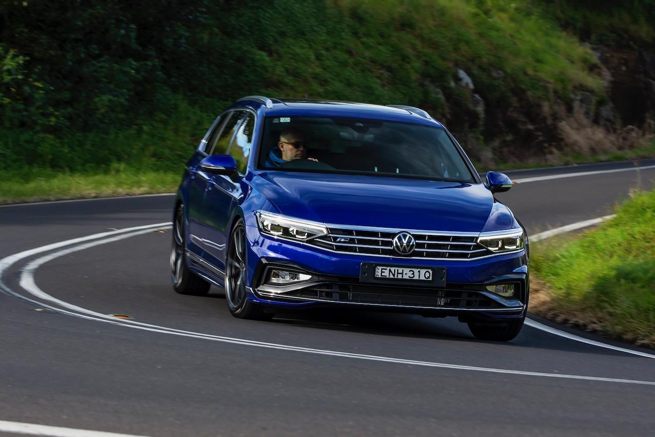 2021 Volkswagen Passat review