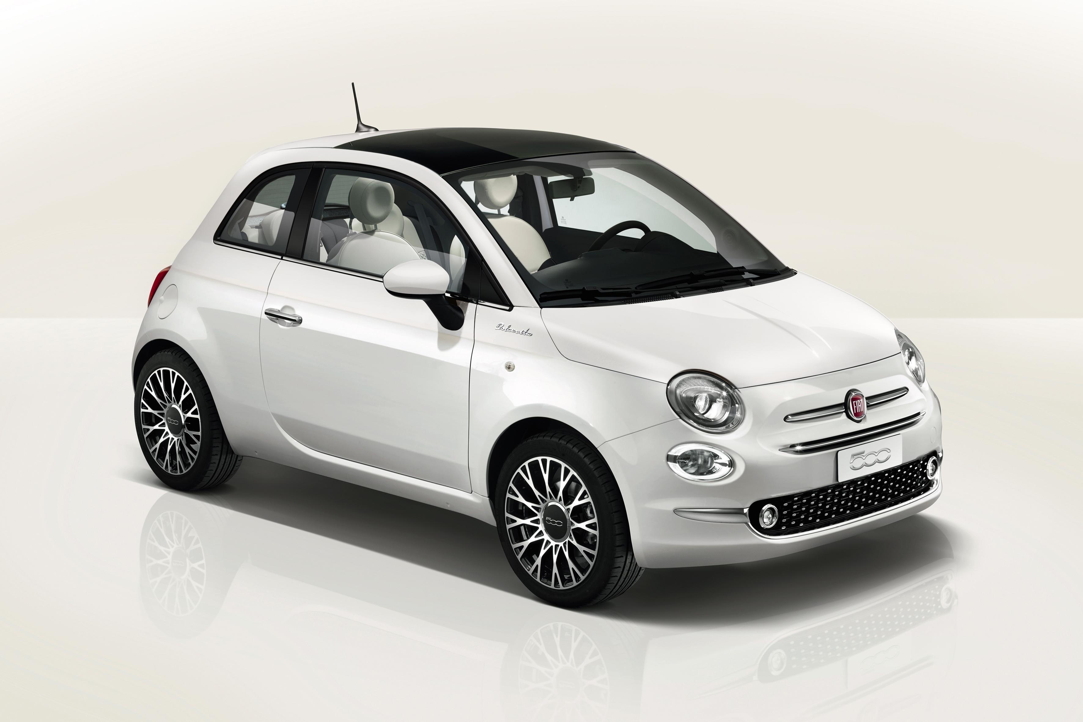 2021 Fiat 500 price and specs