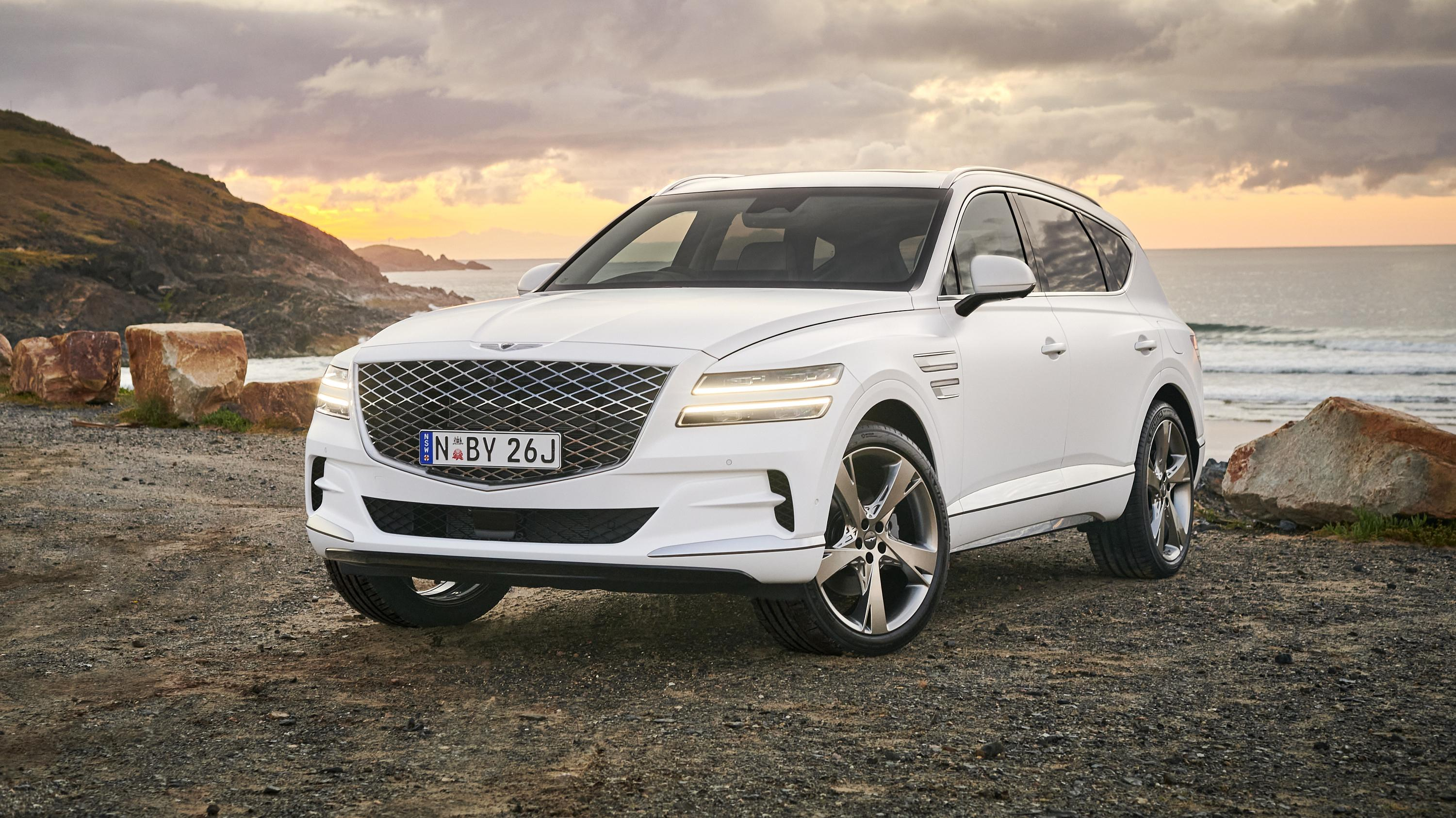 2022 Genesis GV80 to get six-seat option, unconfirmed for Australia