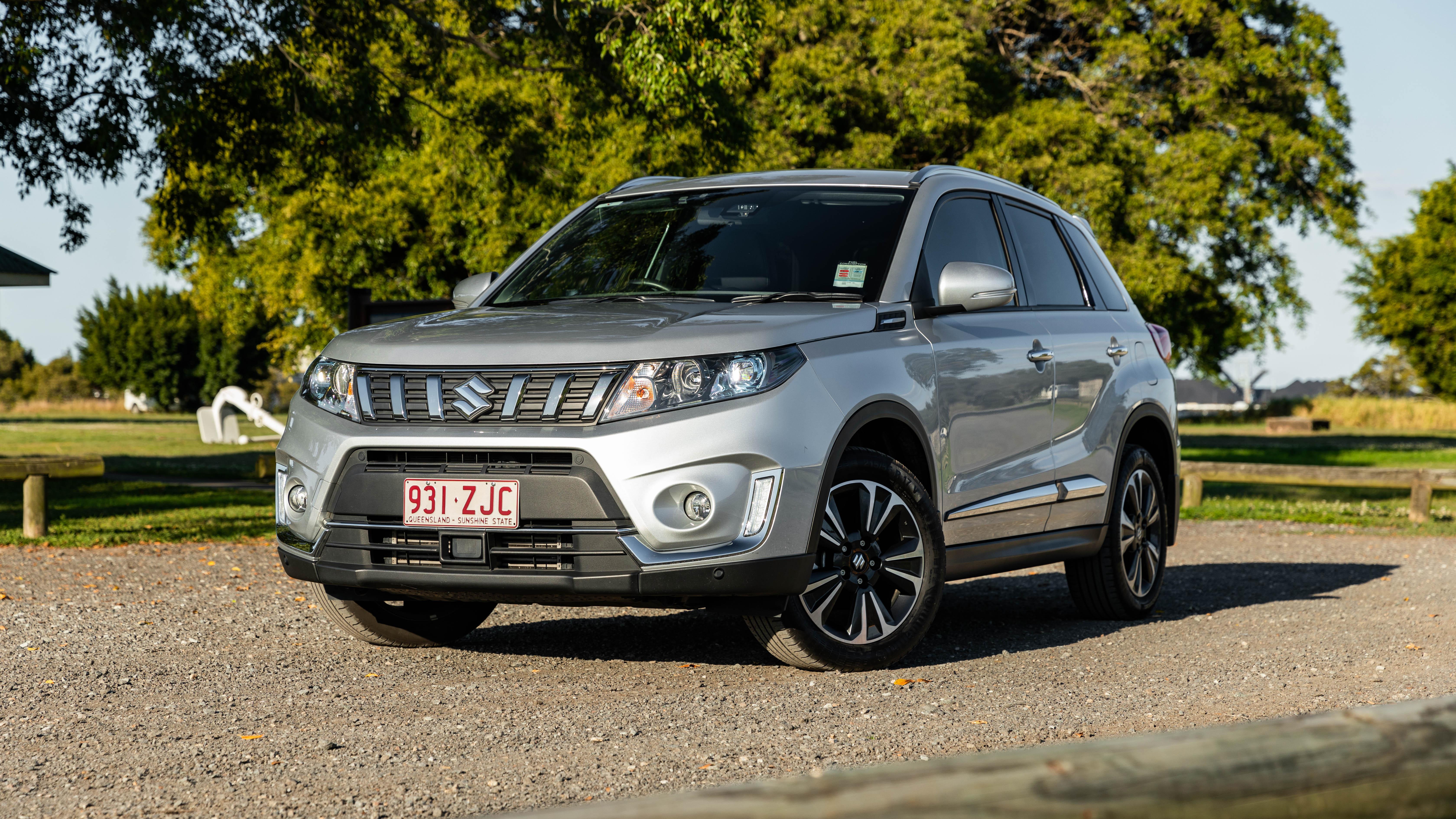 2022 Suzuki Vitara Turbo review
