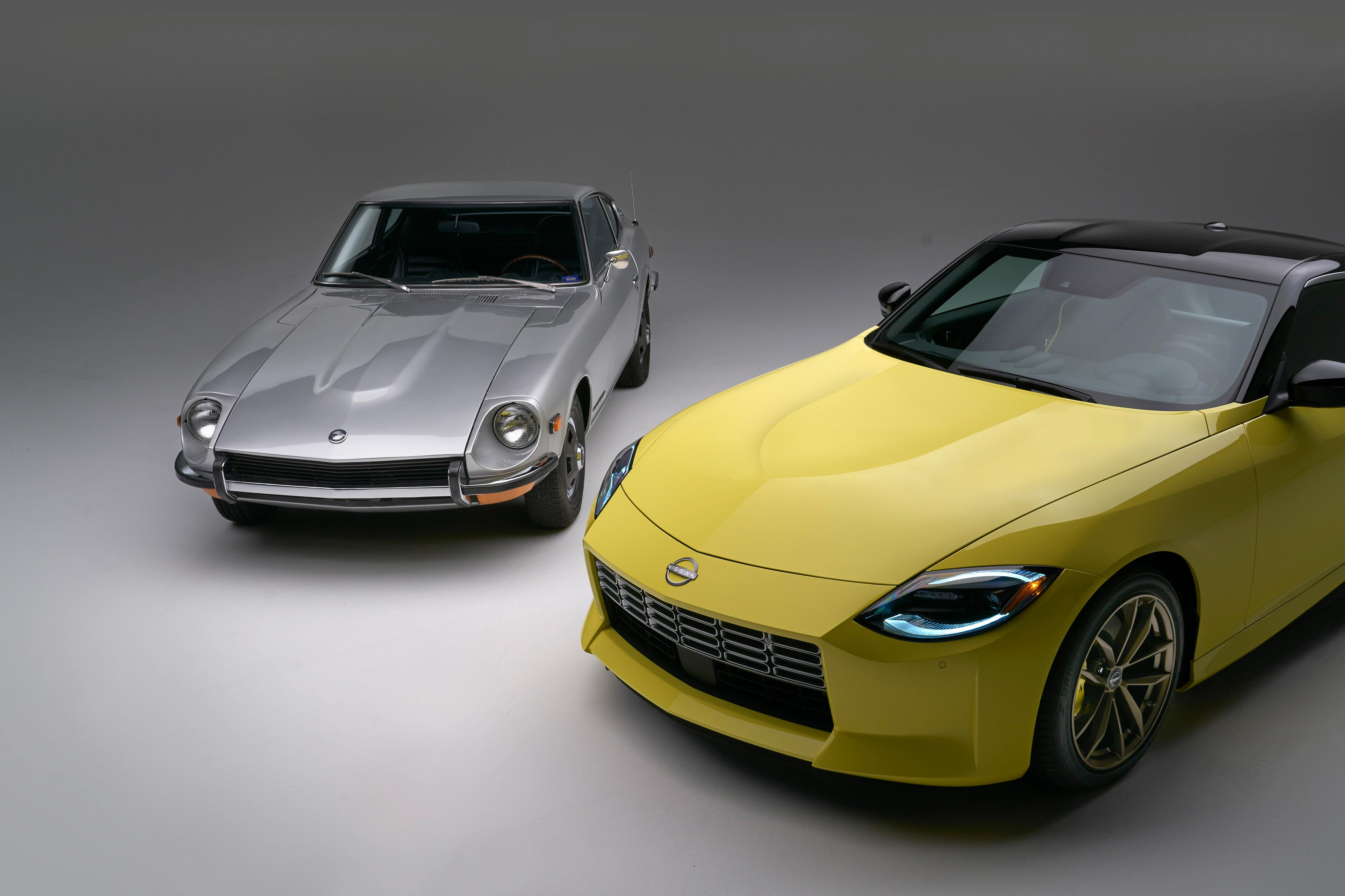 Nissan Z styling will influence other models from 2023