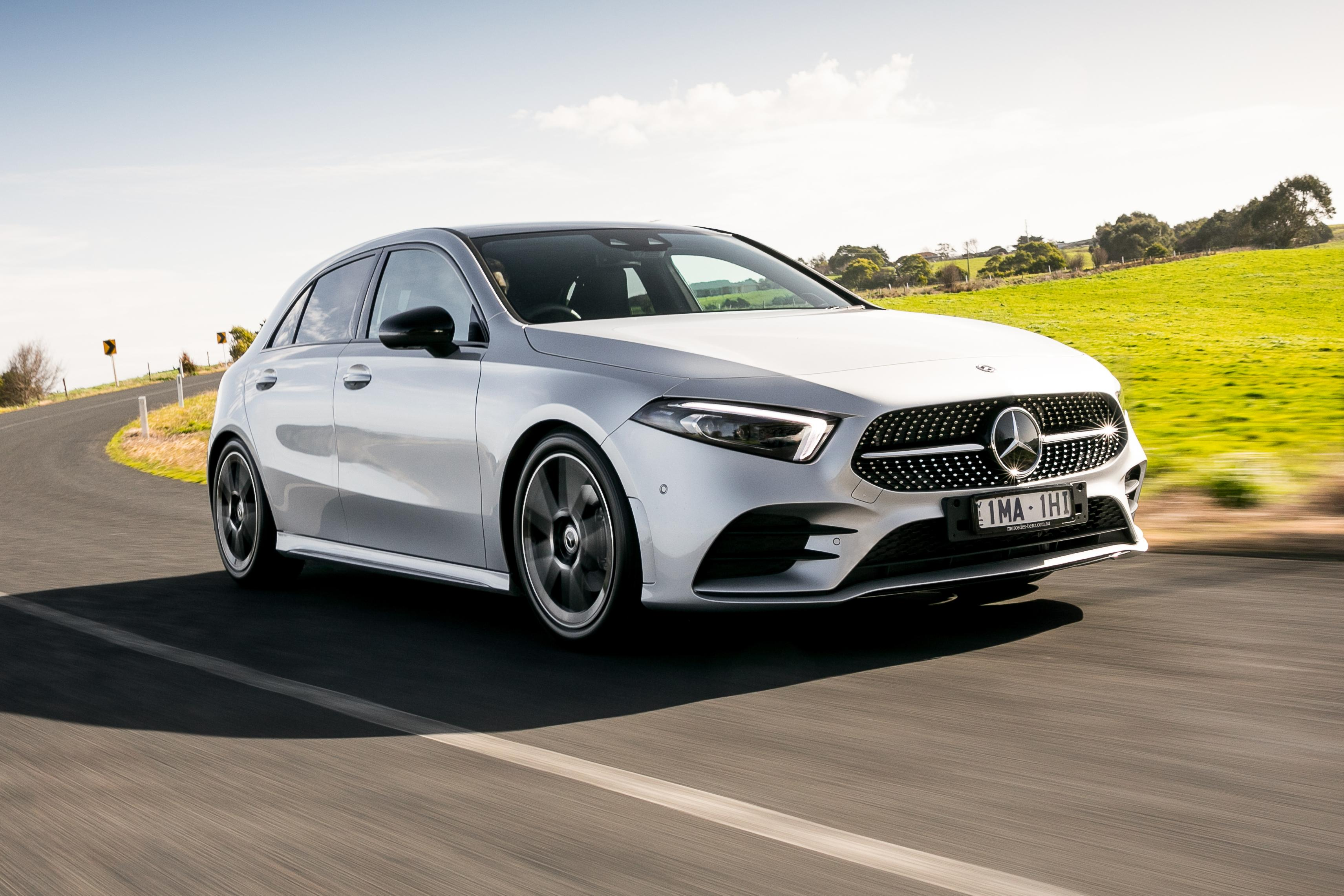 2021 Mercedes-Benz A-Class price and specs