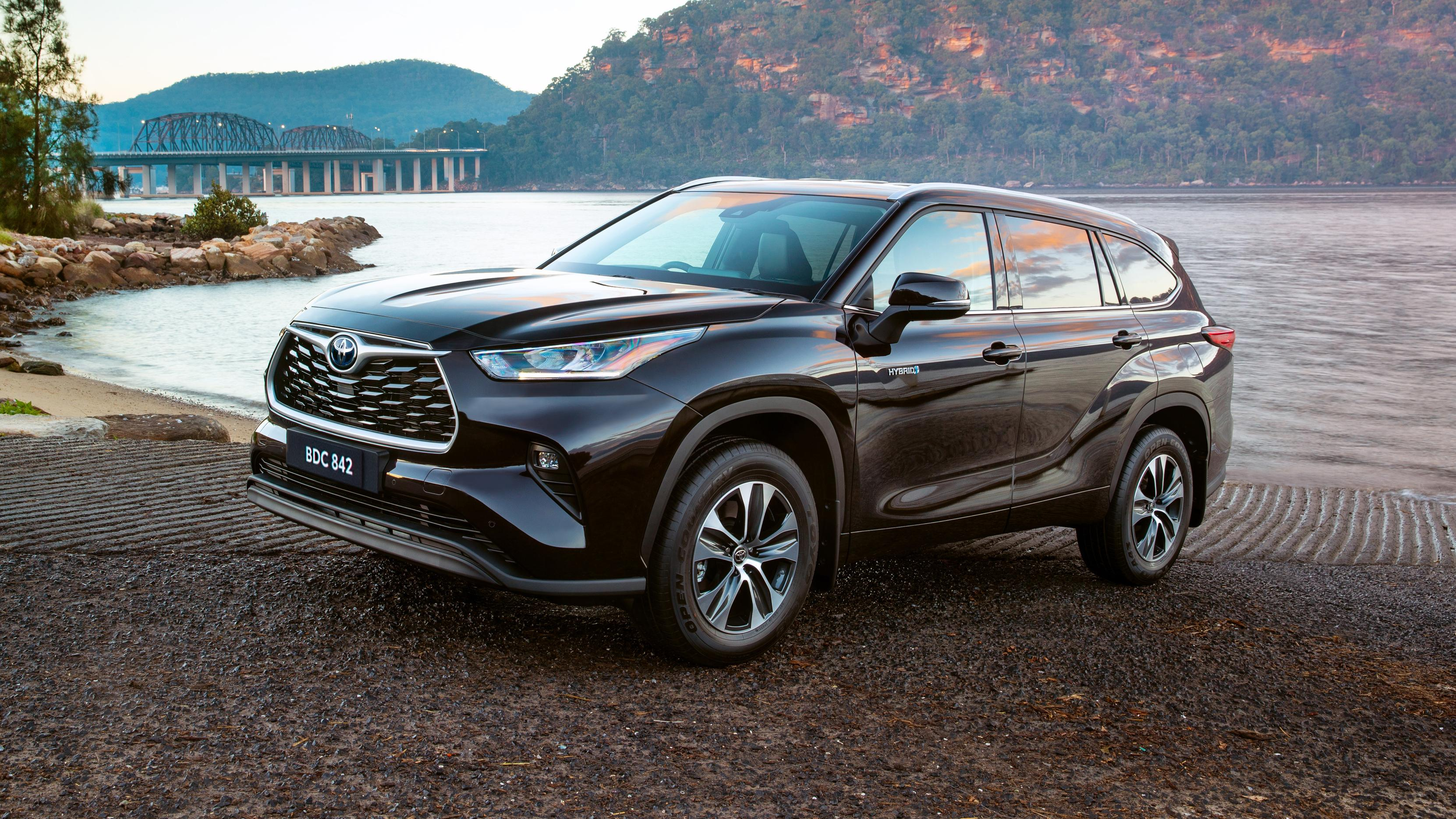 2022 Toyota Kluger GXL AWD Hybrid review
