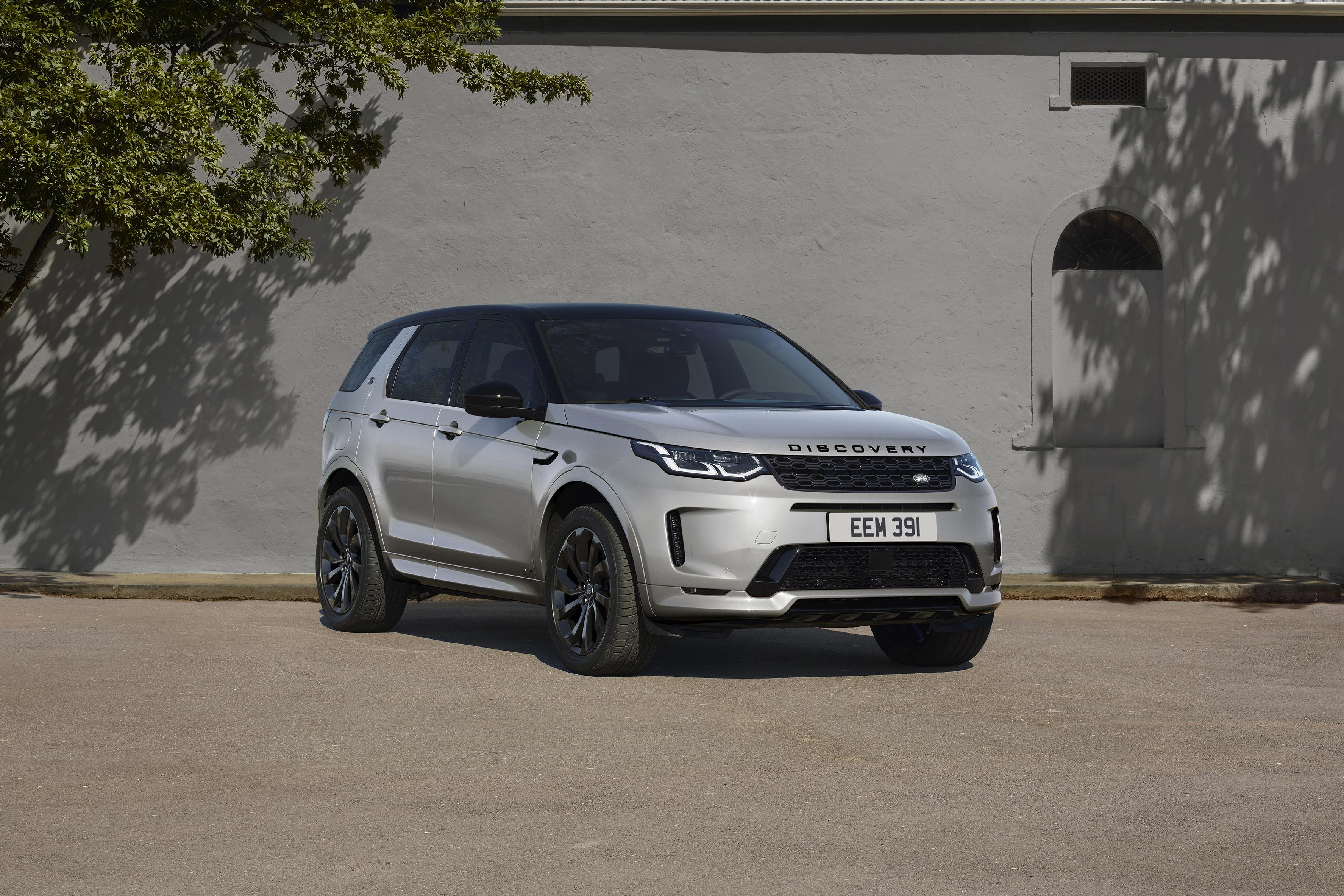 2022 Land Rover Discovery Sport price and specs