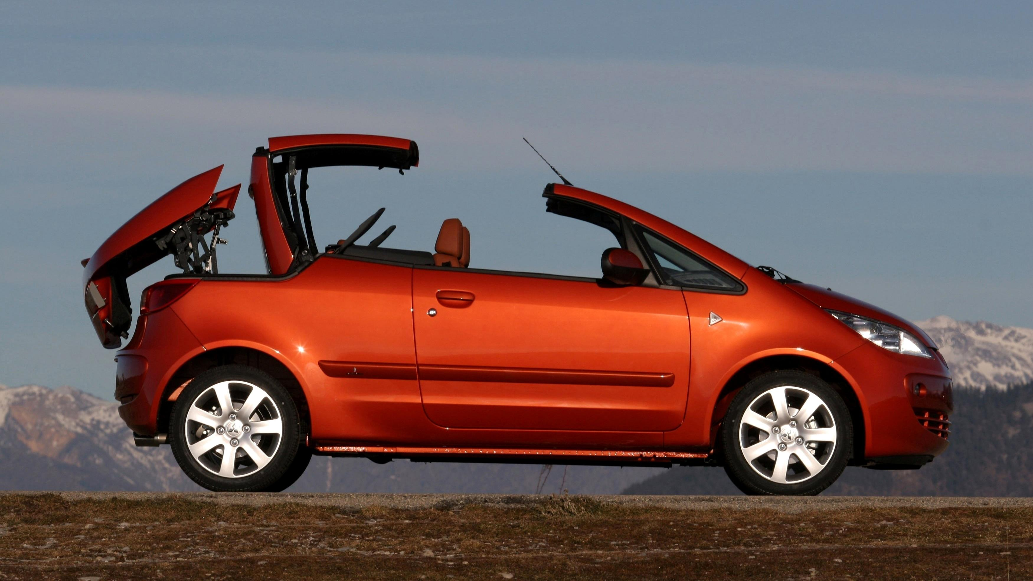What happened to the affordable convertible?