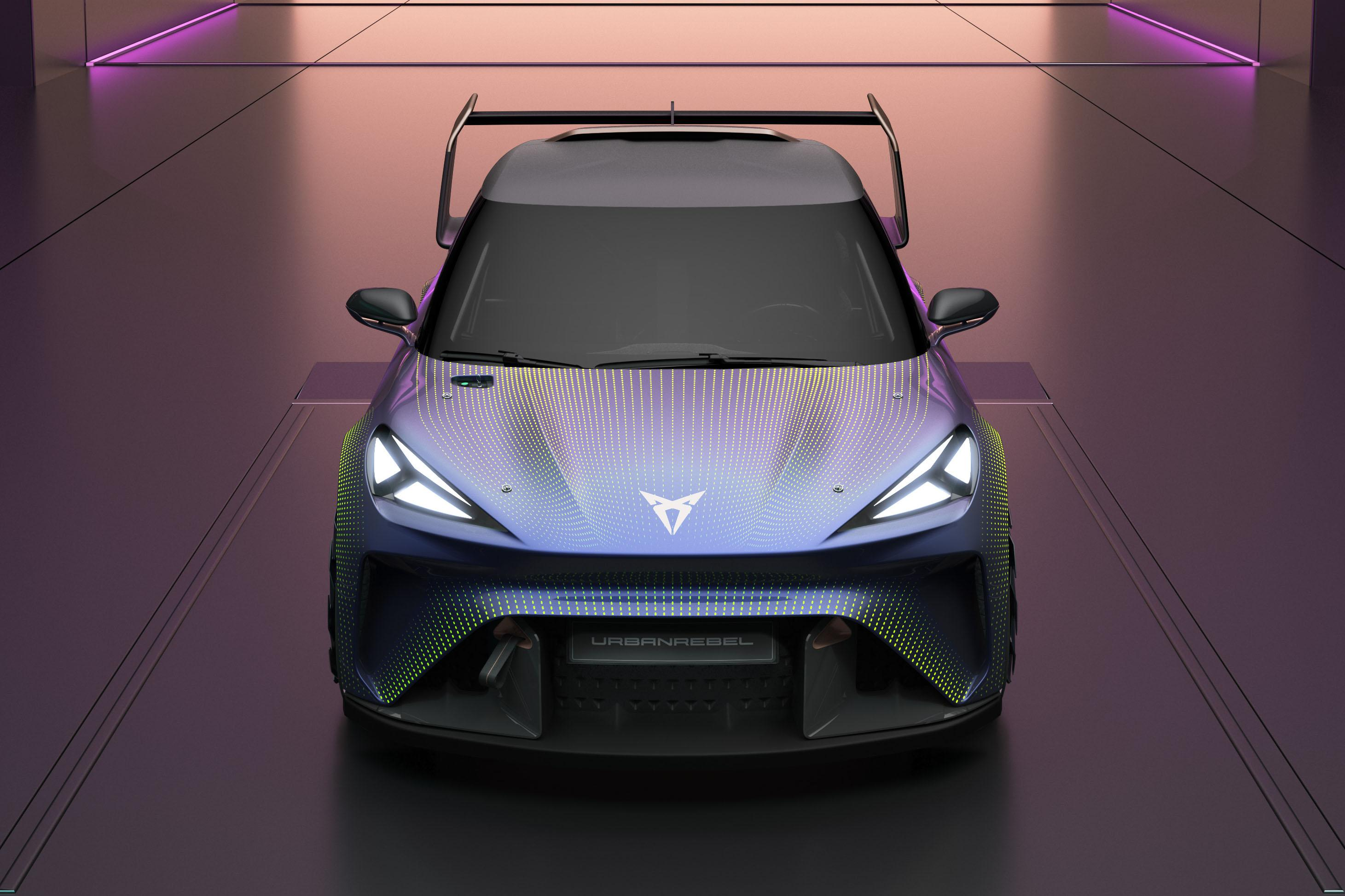 Cupra going electric-only by 2030