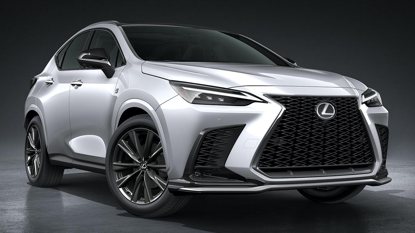2022 Lexus NX specs: Redesigned SUV due in January