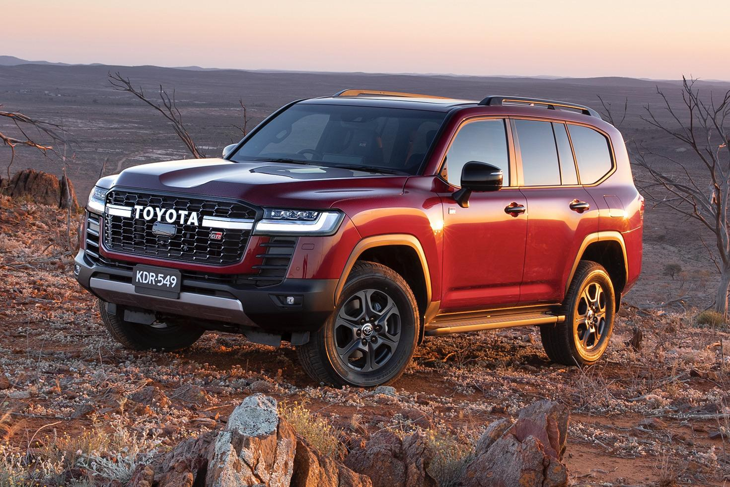 Toyota targets record November production, more LandCruisers coming