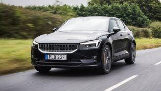 Polestar compares an EV's environmental impact to a conventional car
