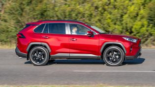 Toyota RAV4 supplants HiLux, Ranger as top-selling vehicle in July
