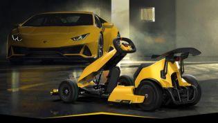 The Lamborghini you can actually afford! Introducing the $1400 Lambo go kart