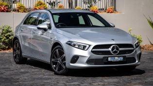 2021 Mercedes-Benz A250e review
