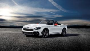 Abarth 124 Spider axed