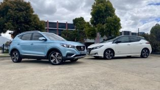 Australia's best-selling electric cars revealed
