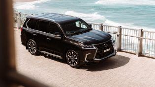 2021 Lexus LX price and specs