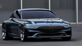 Genesis X Concept EV revealed